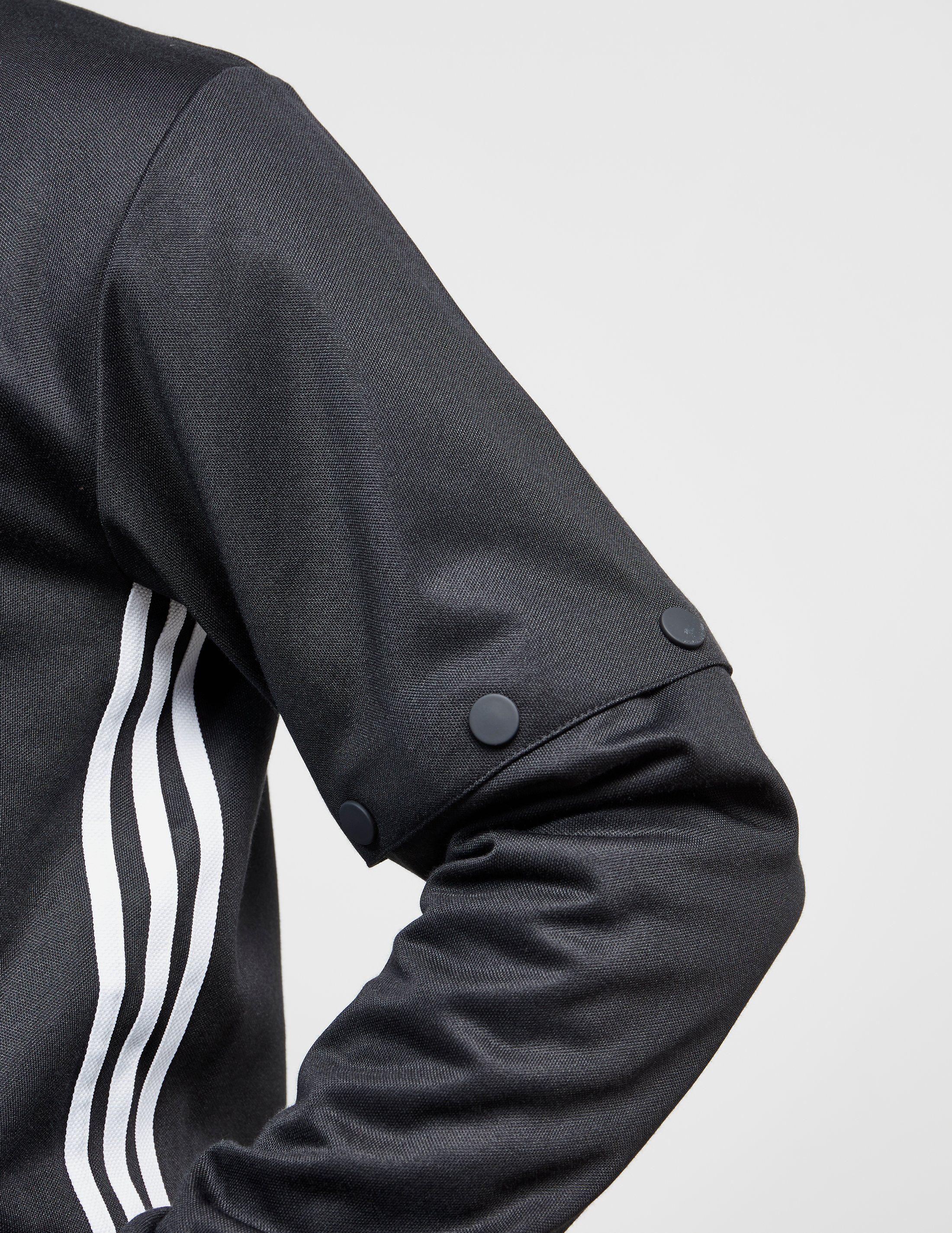 adidas Originals Trefoil Snap Track Top
