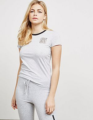 Juicy Couture Short Sleeve Ringer T-Shirt - Online Exclusive ... f820b4a78e