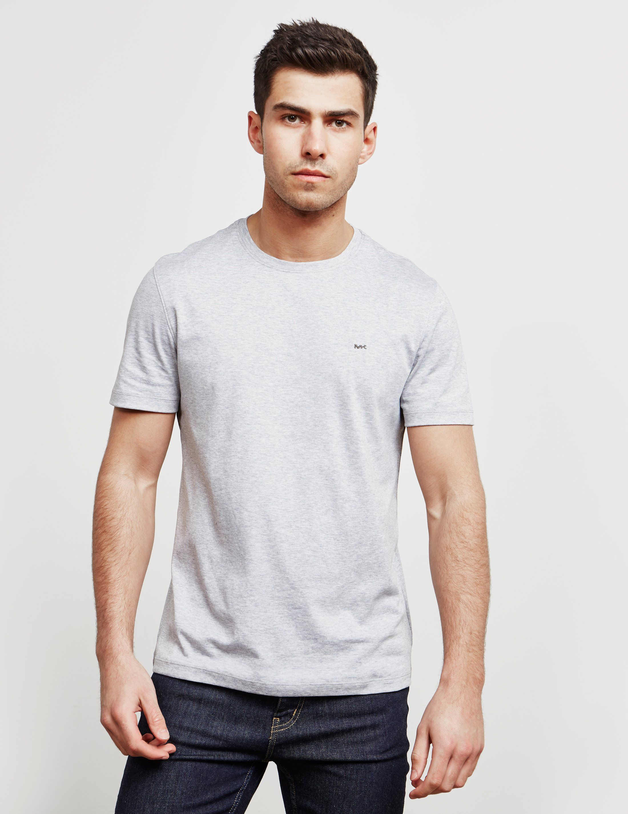 Michael Kors Sleek Crew Short Sleeve T-Shirt