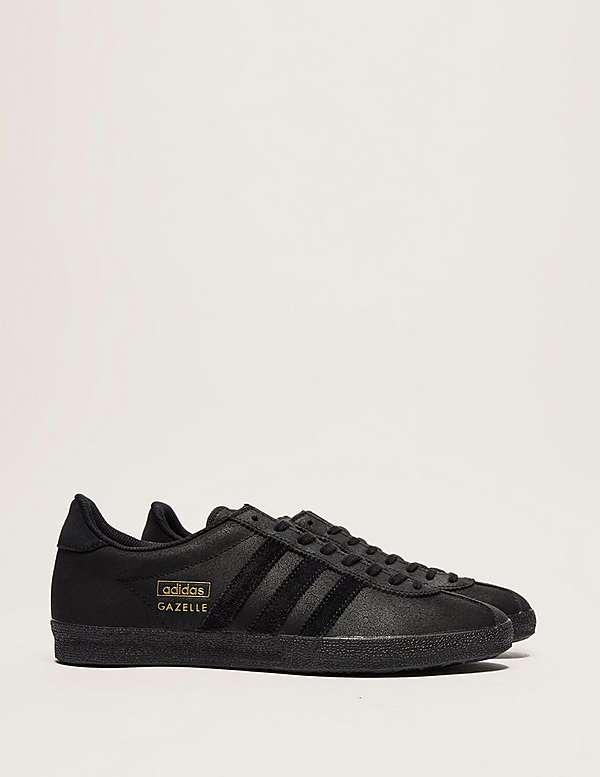 Adidas Originals Gazelle Og Leather Black