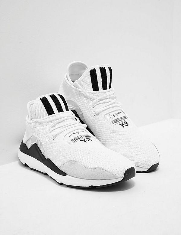 Y-3 White Saikou Boost Sneakers Aq4kC