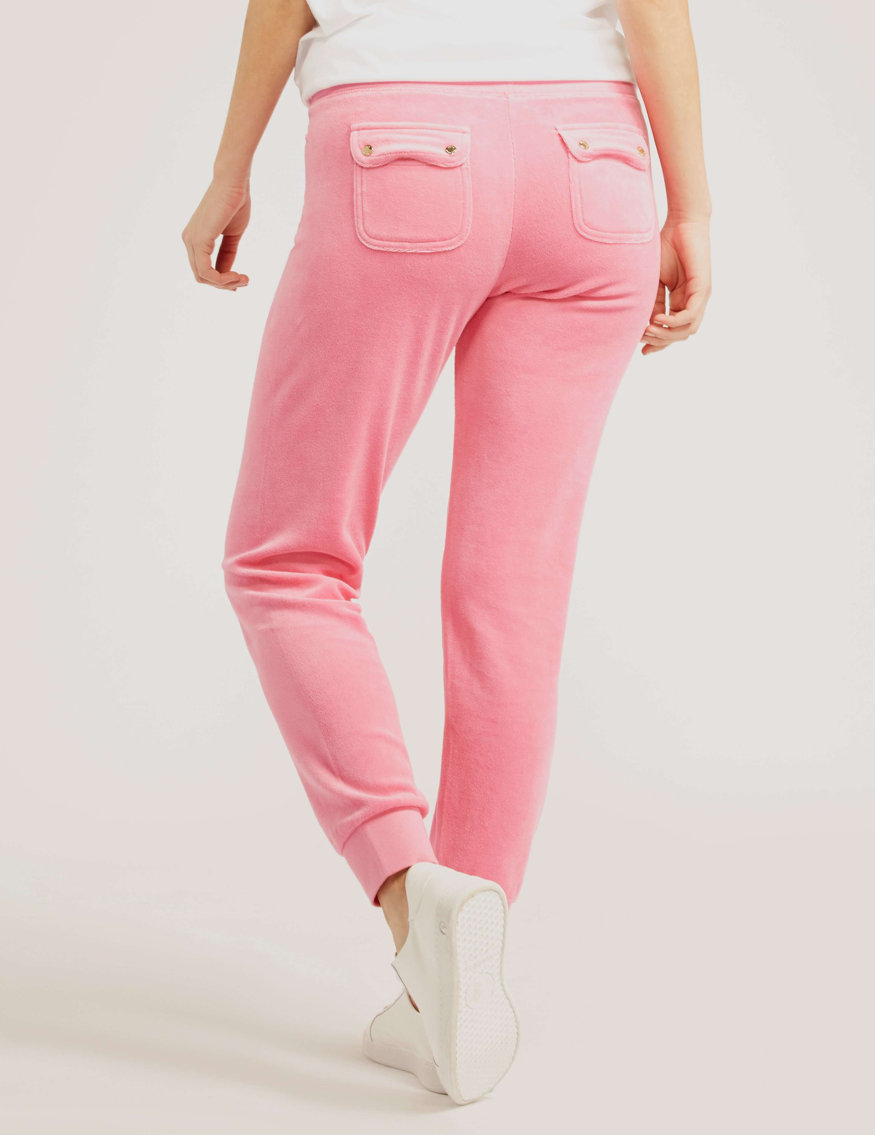 Juicy Couture Crown Velour Juicy Pant
