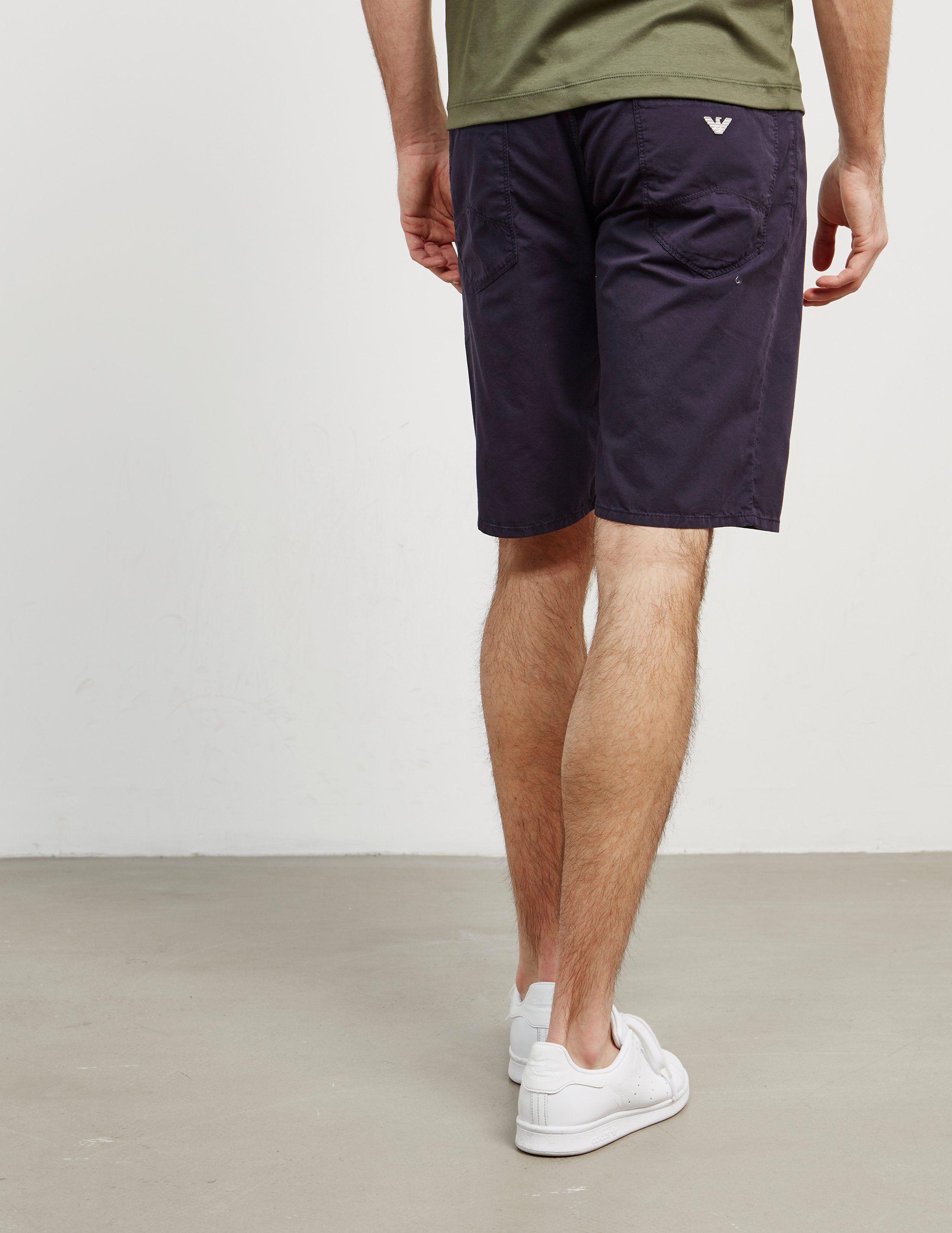 Emporio Armani 5 Pocket Shorts