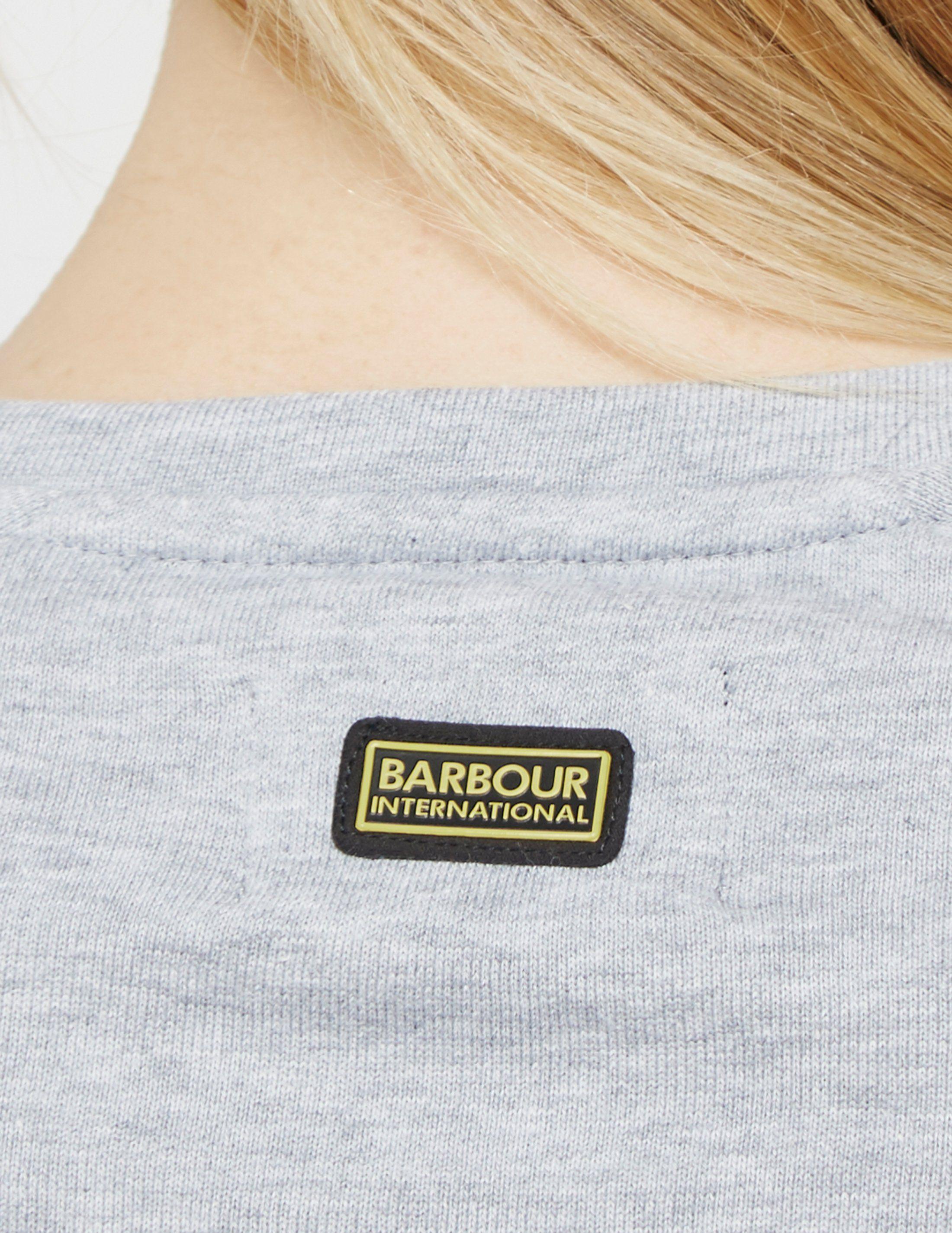 Barbour International Bearings Sweat - Online Exclusive