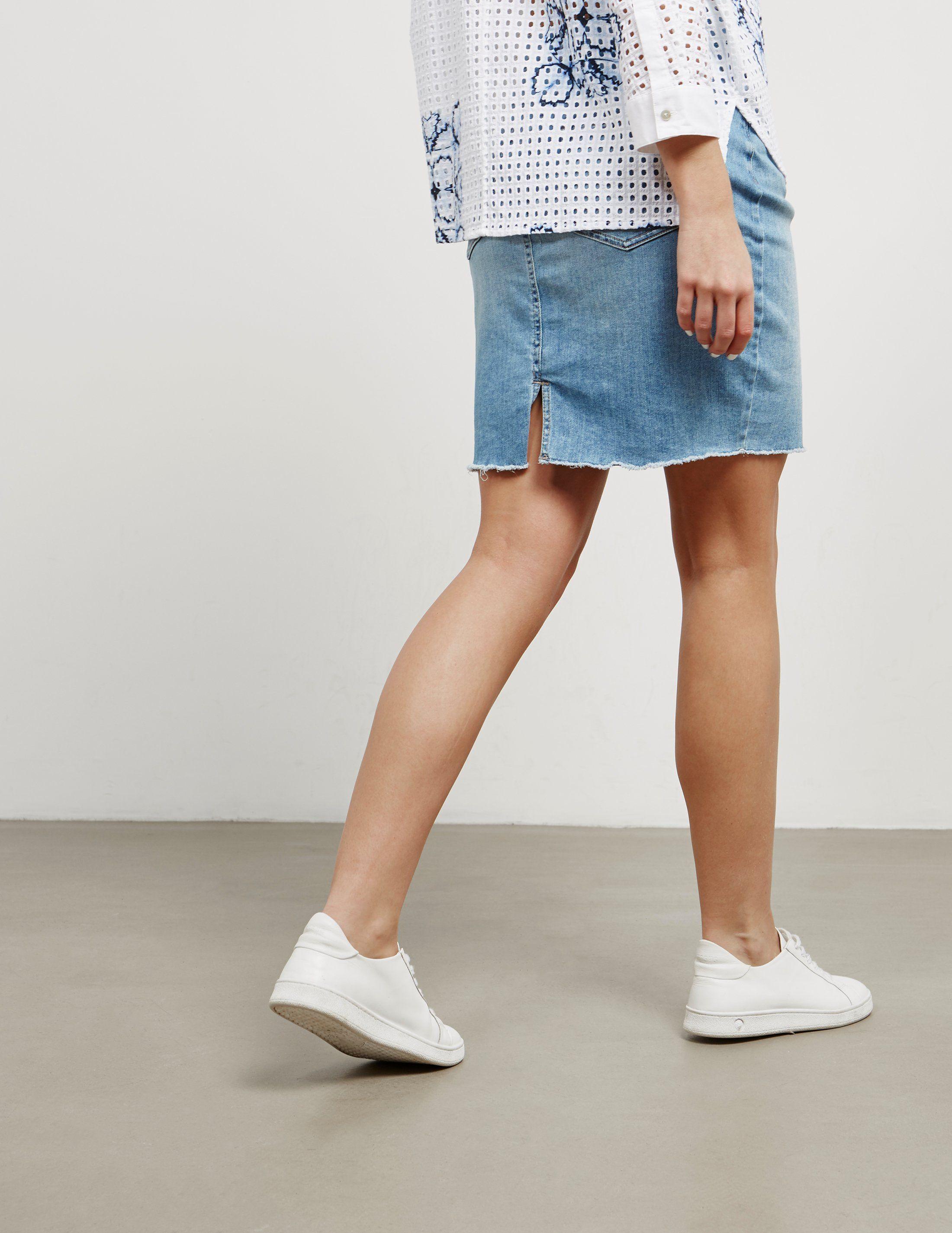 BOSS Sunnyvale Denim Skirt - Online Exclusive