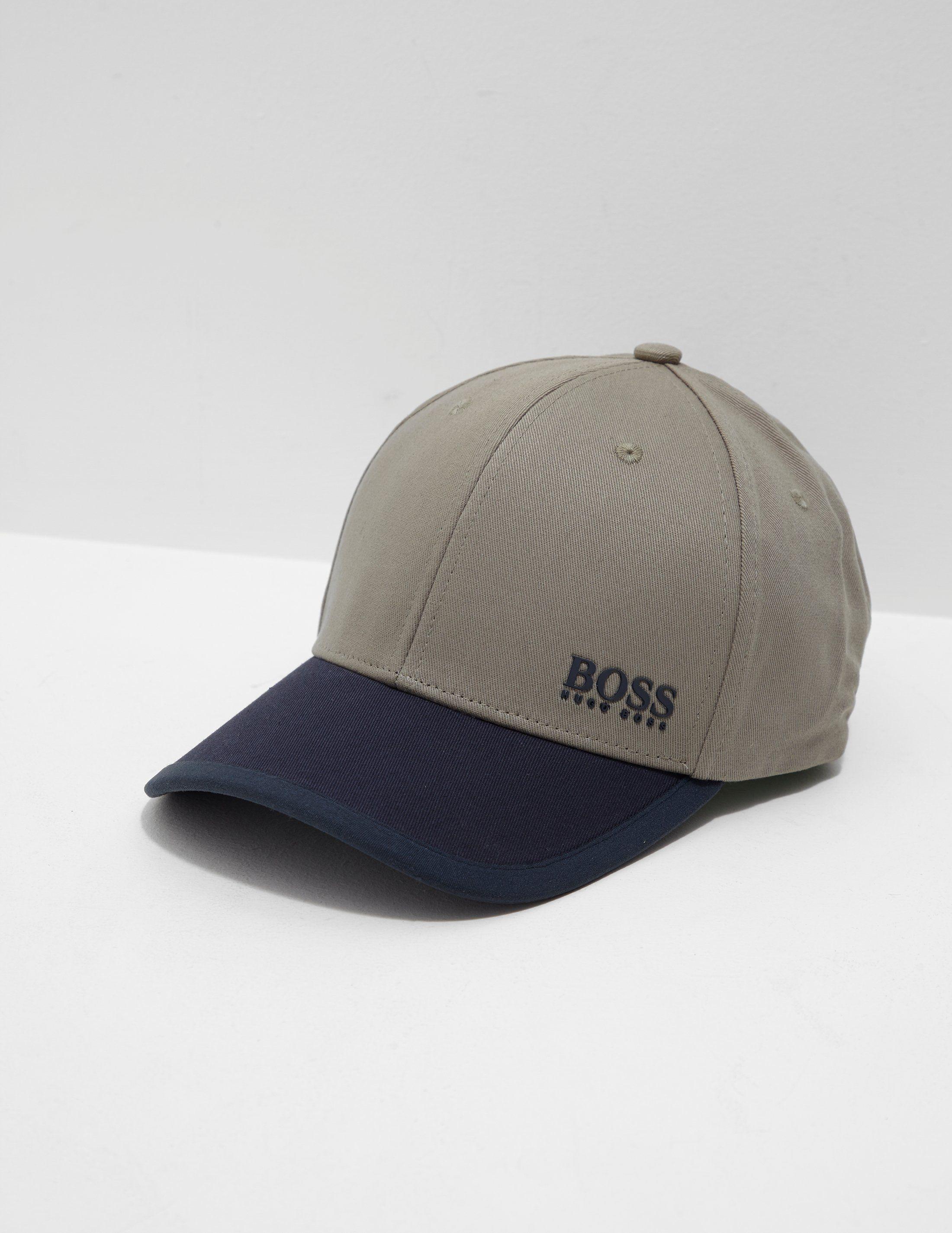 BOSS Contrast Colour Cap