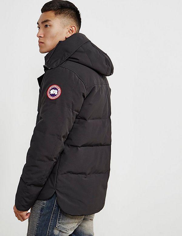 canada goose brown jacket