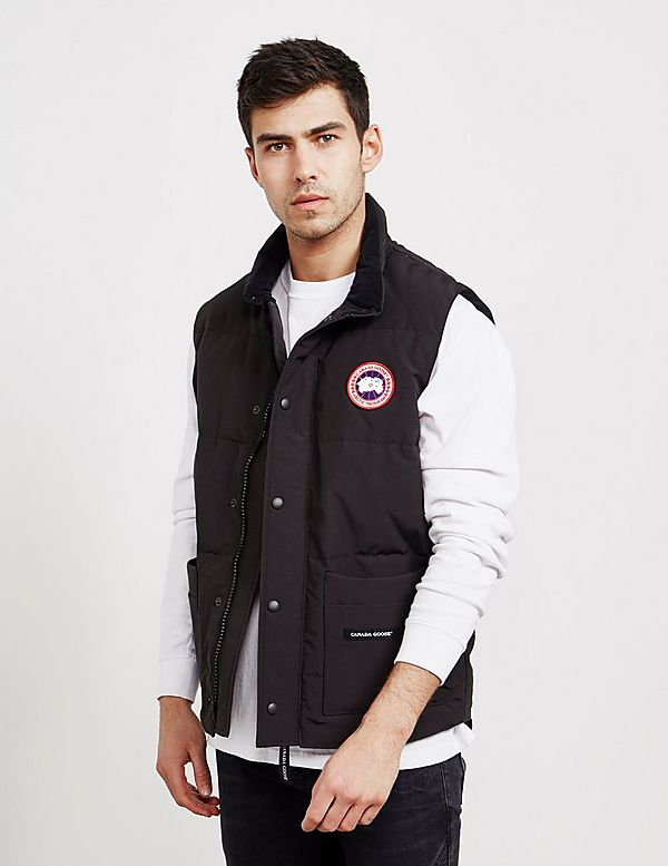 canada goose freestyle gilet womens