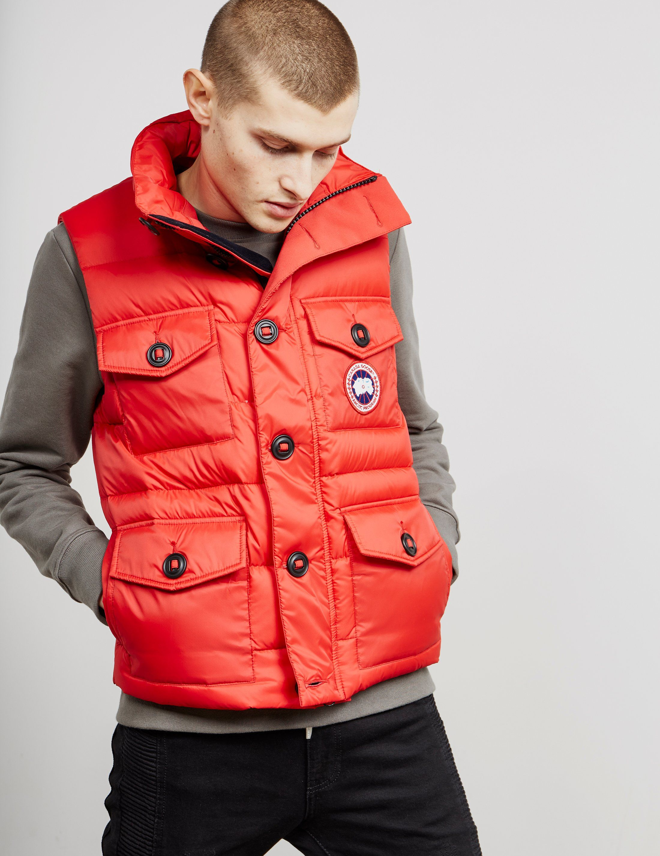 Canada Goose Benedict Padded Gilet