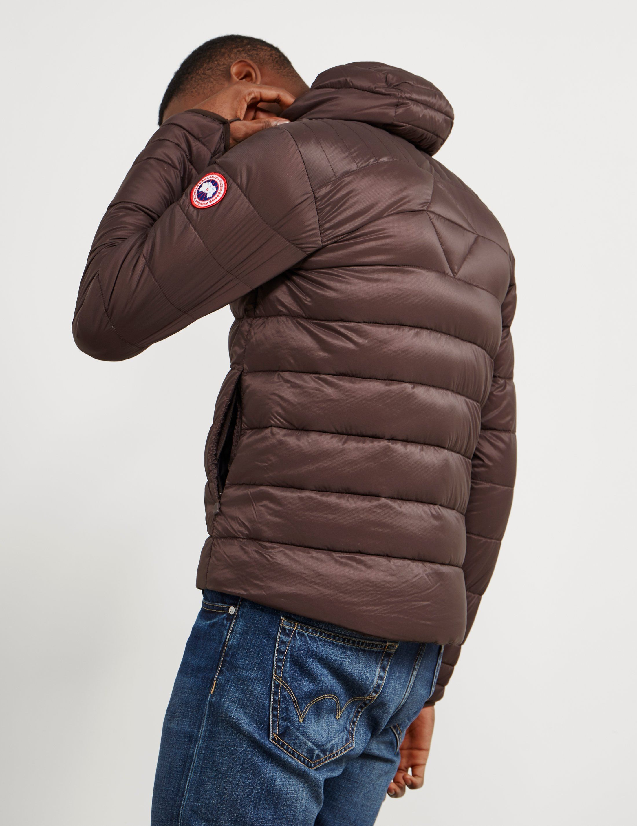 Canada Goose Brookvale Padded Hooded Jacket
