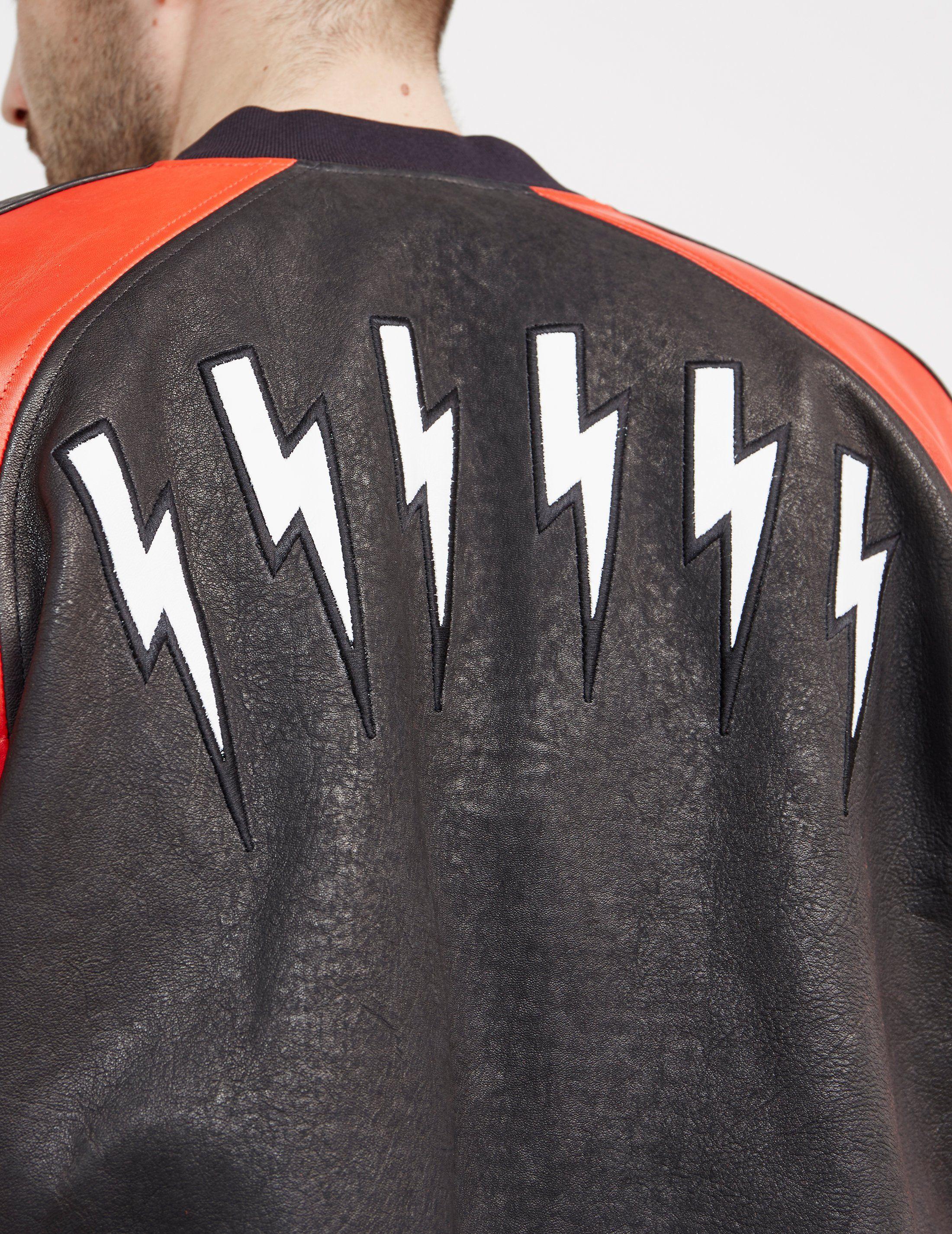 Neil Barrett Bolt Bomber Jacket - Online Exclusive