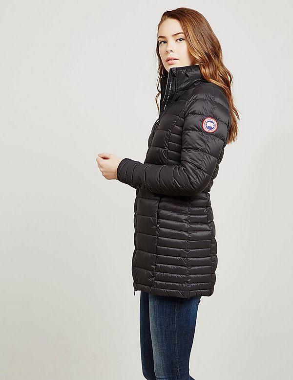 ... canada goose brookvale padded jacket