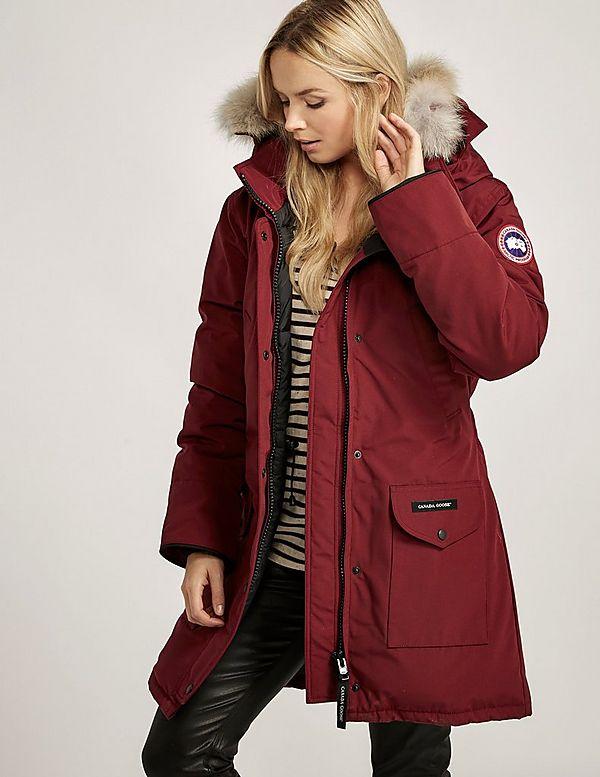 canada goose solaris padded parka jacket