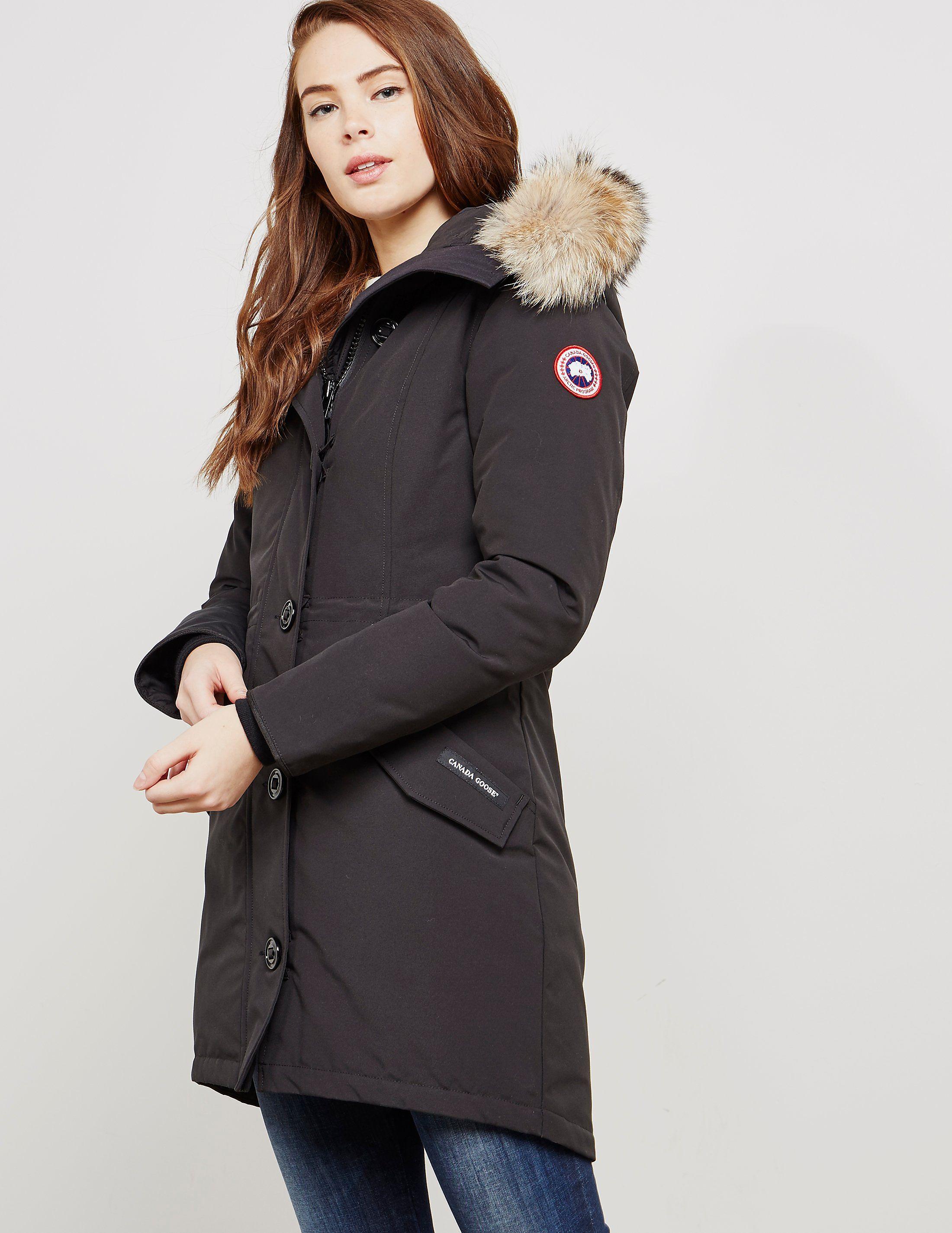canada goose jacket women