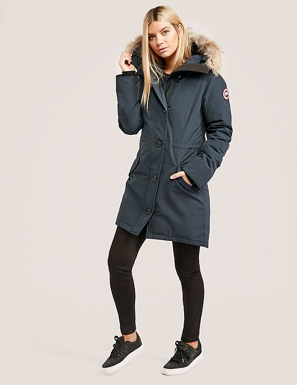 canada goose rossclair sizing