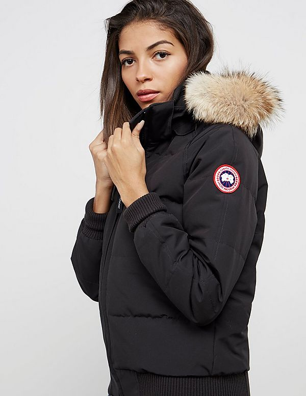 CANADA GOOSE BOMBER low