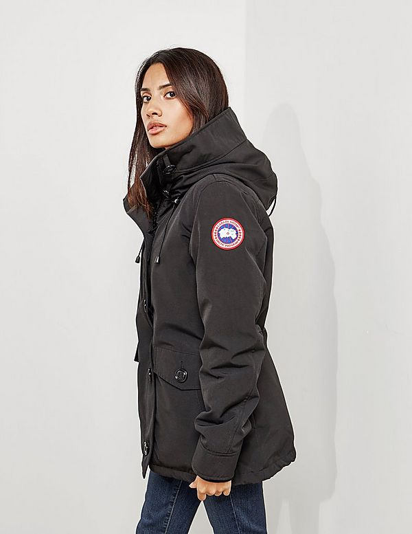 Rideau Parka in Gray Canada Goose Outlet Get Authentic Clearance Reliable 2018 Unisex Low Price Fee Shipping 0zRGv