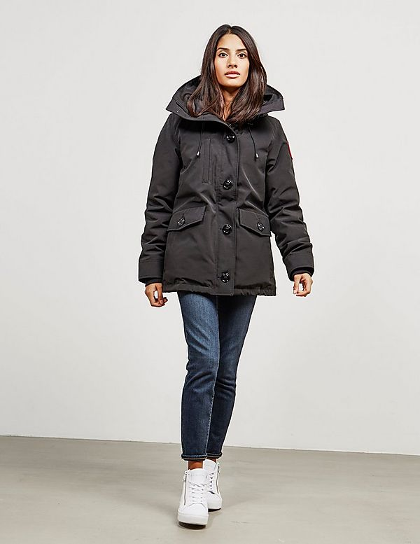 canada goose rideau parka review