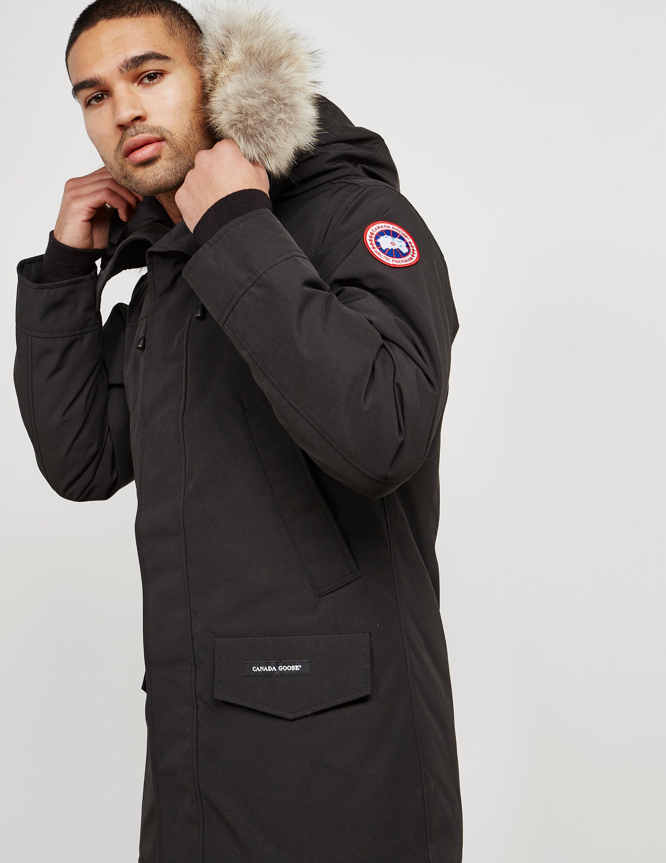 the canada goose fur transparency standard