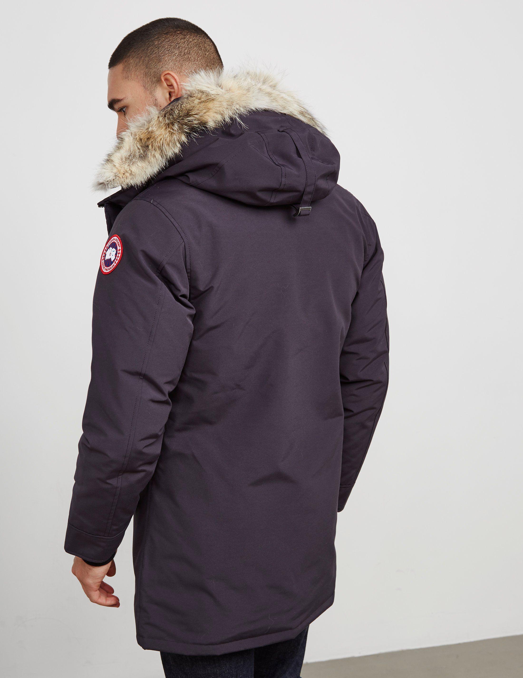 Canada Goose Langford Padded Parka Jacket