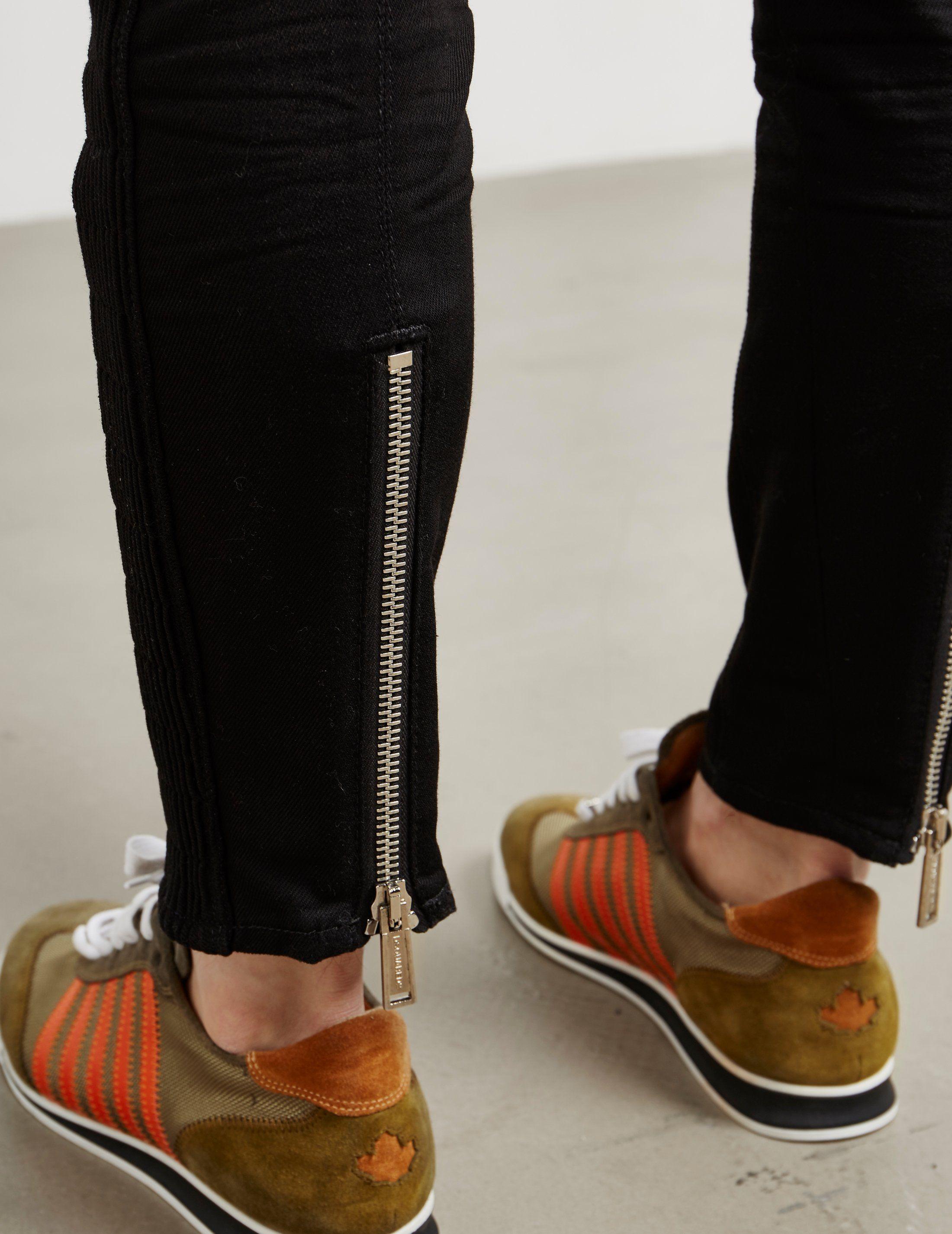 Dsquared2 Fashion Biker Jeans - Online Exclusive