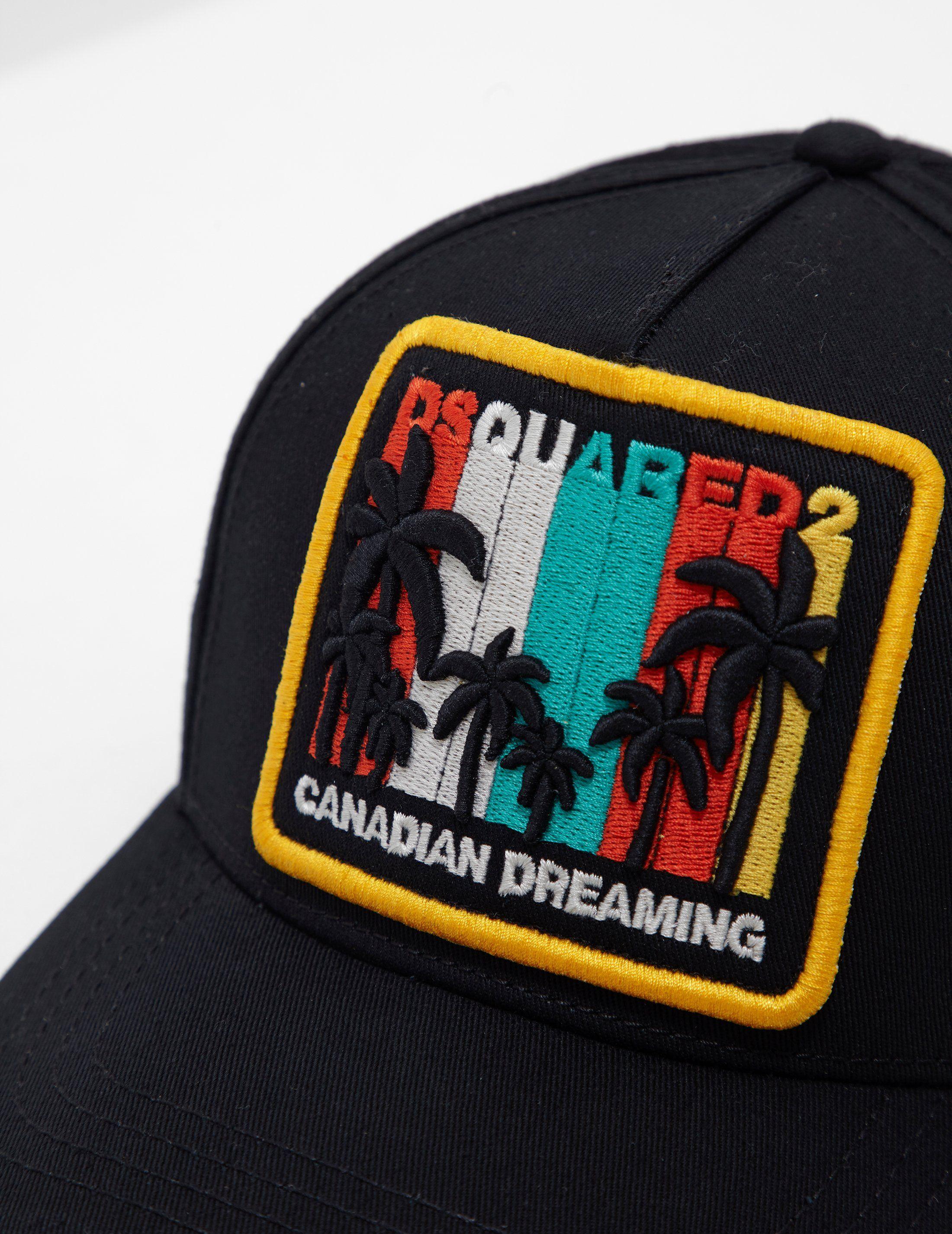 Dsquared2 Palm Dream Cap