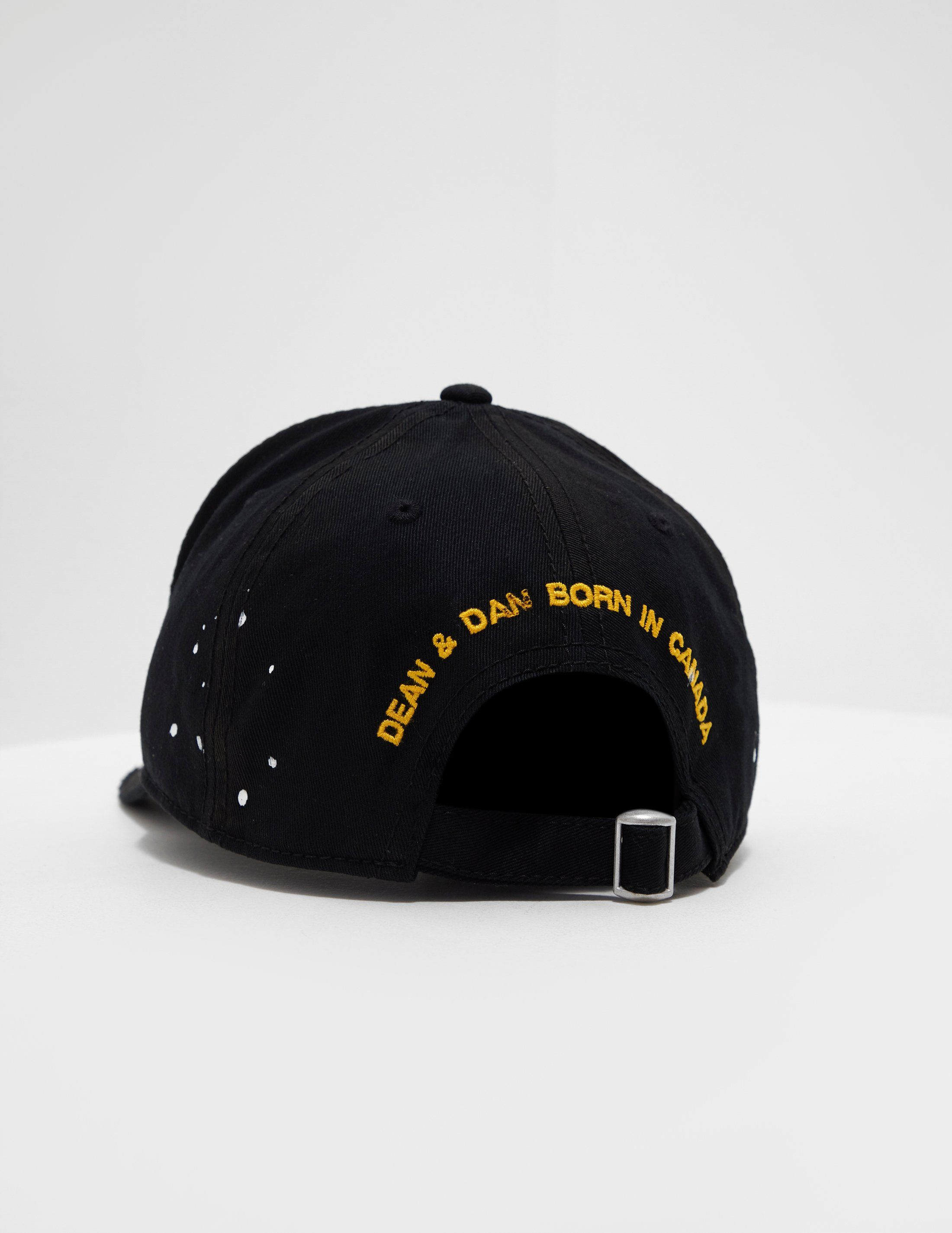 Dsquared2 Used Patch Cap