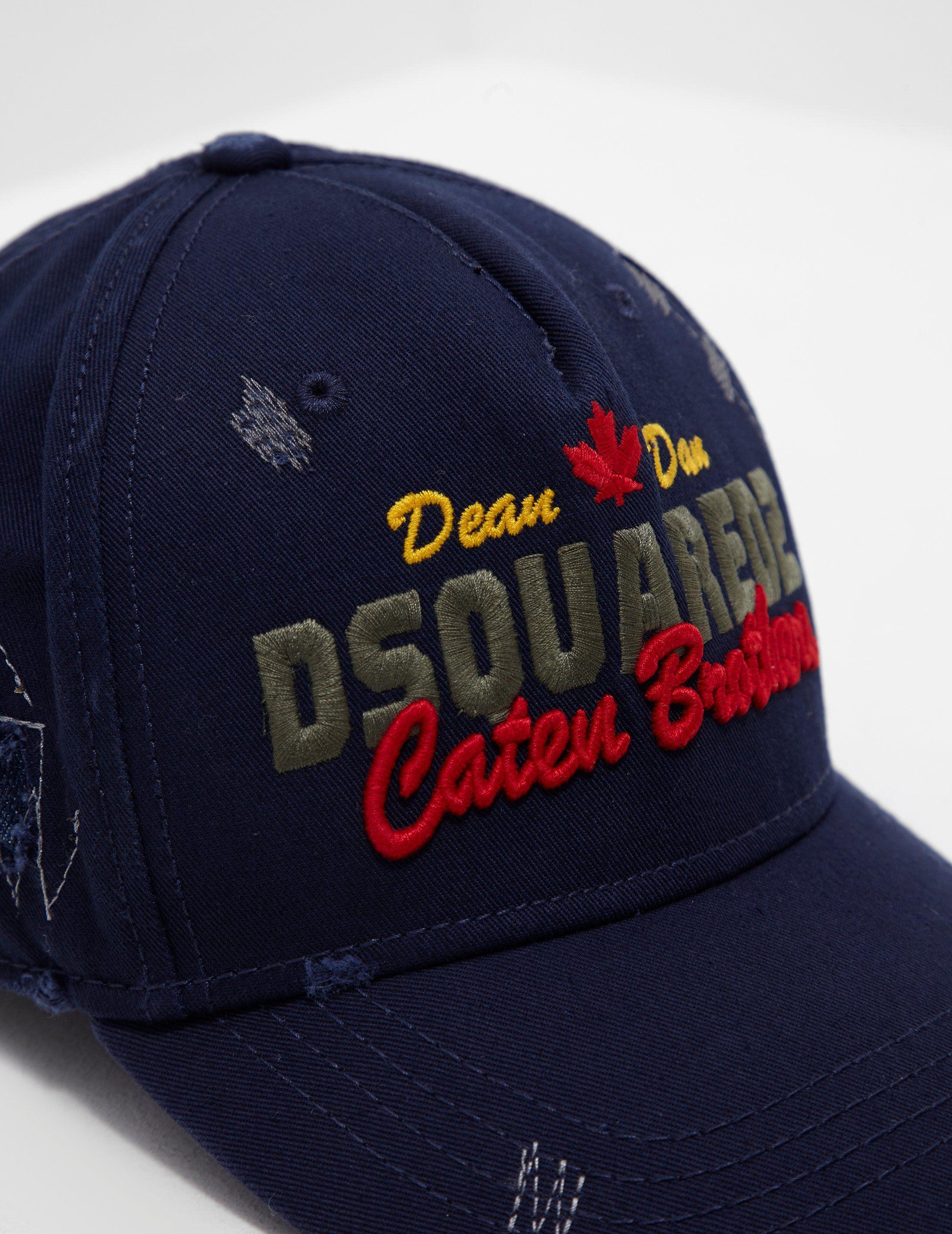 Dsquared2 Caten Bros Cap