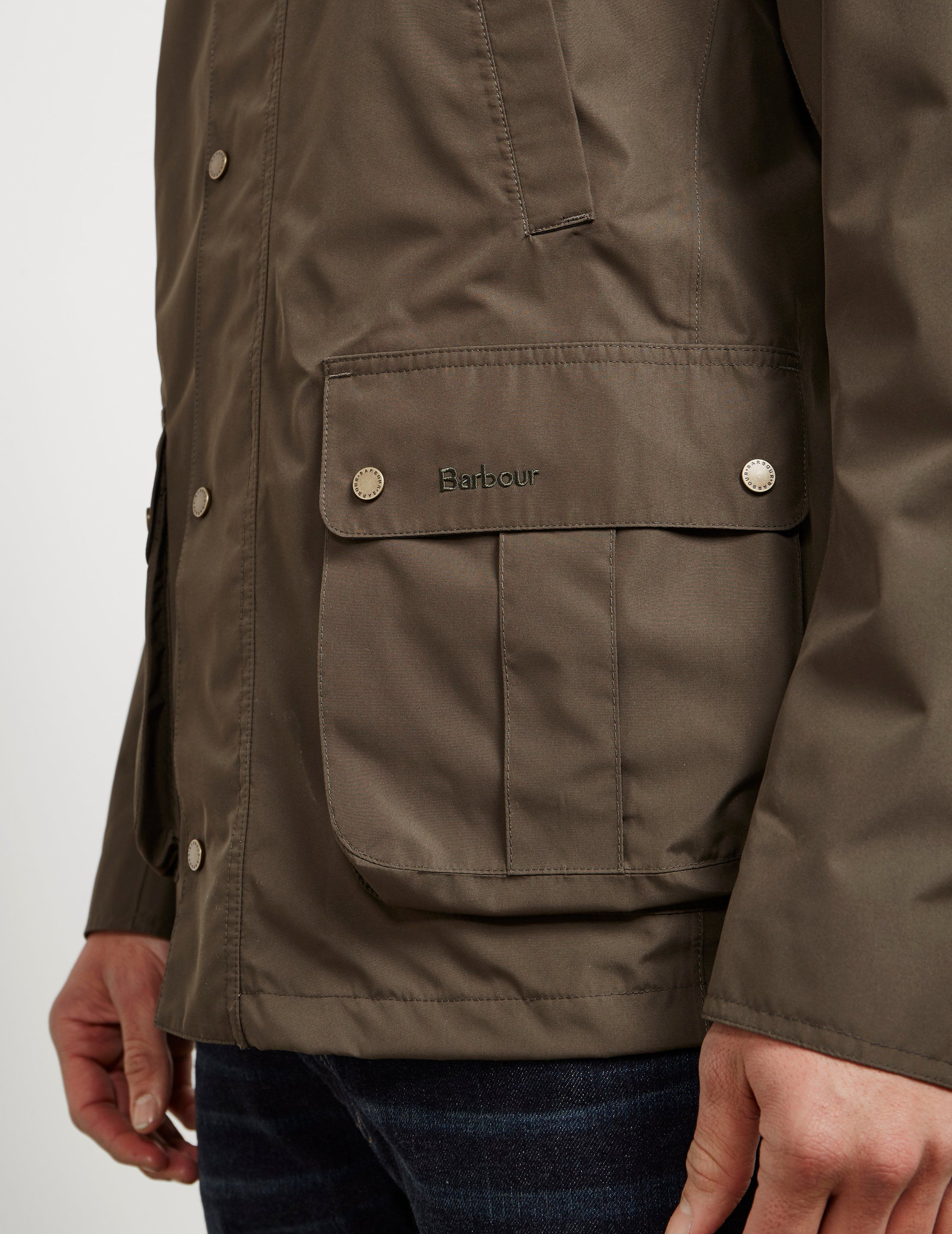 Barbour Severn Waterproof Jacket