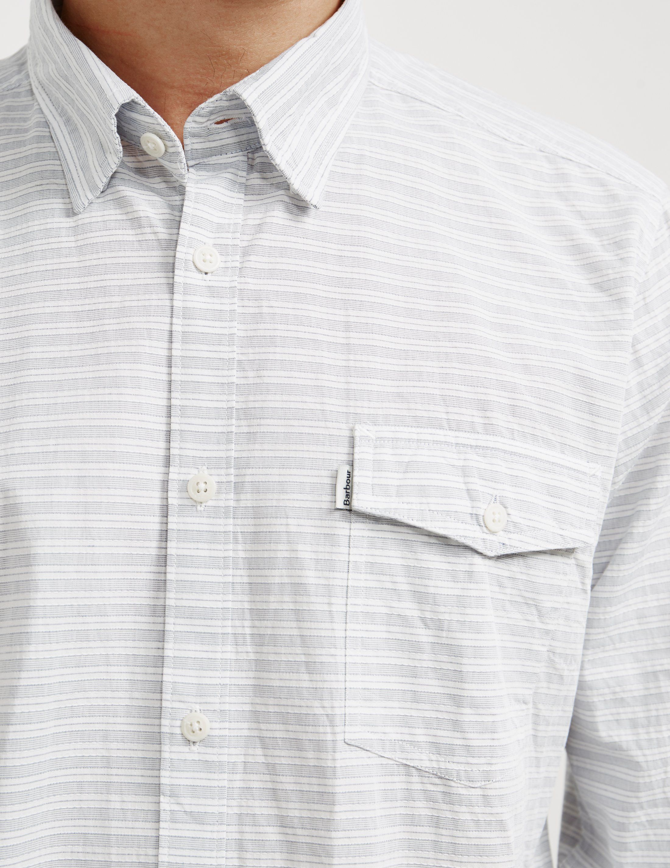 Barbour Hunchen Long Sleeve Shirt - Online Exclusive