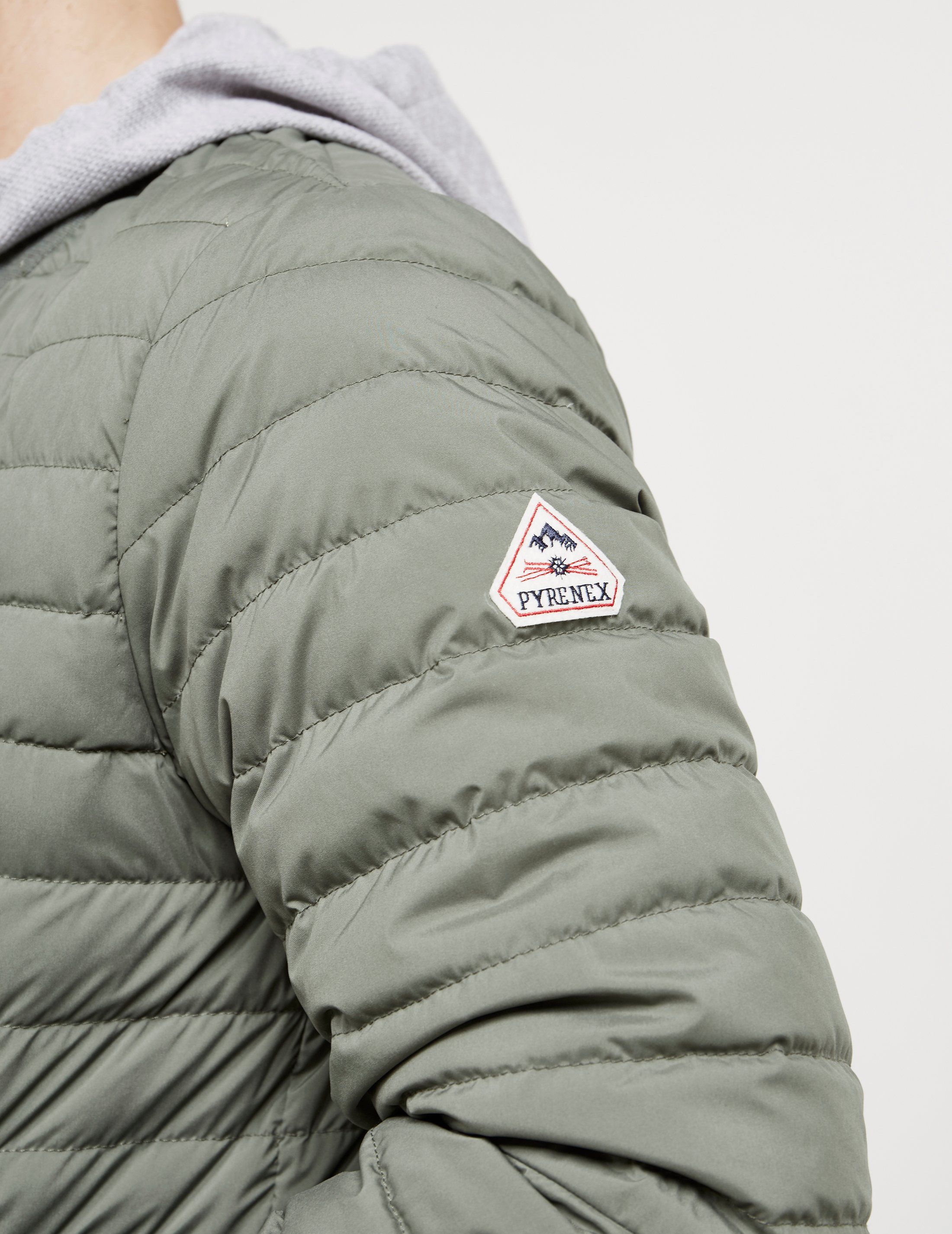 Pyrenex Bruno Down Padded Bomber Jacket