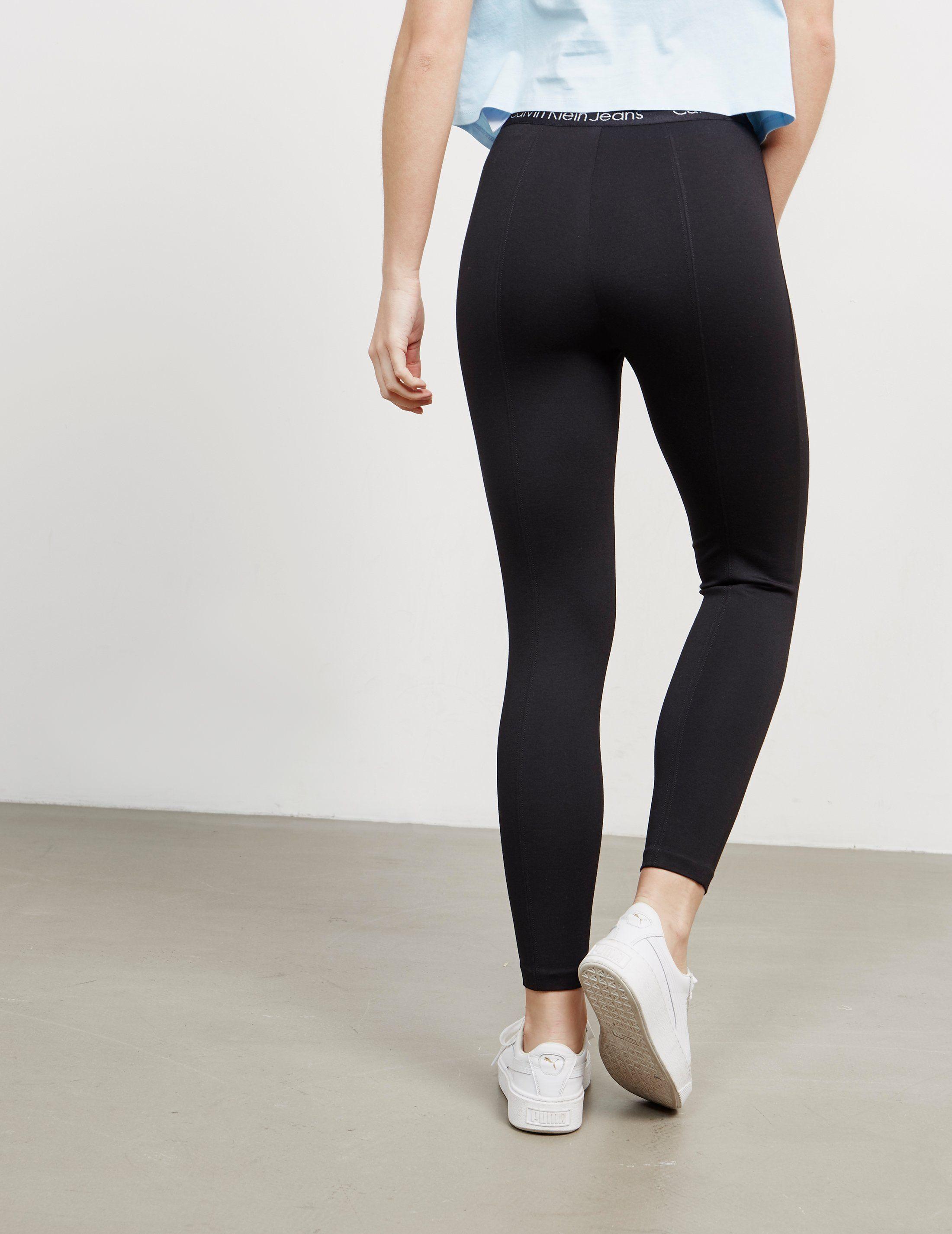 Calvin Klein Logo Leggings