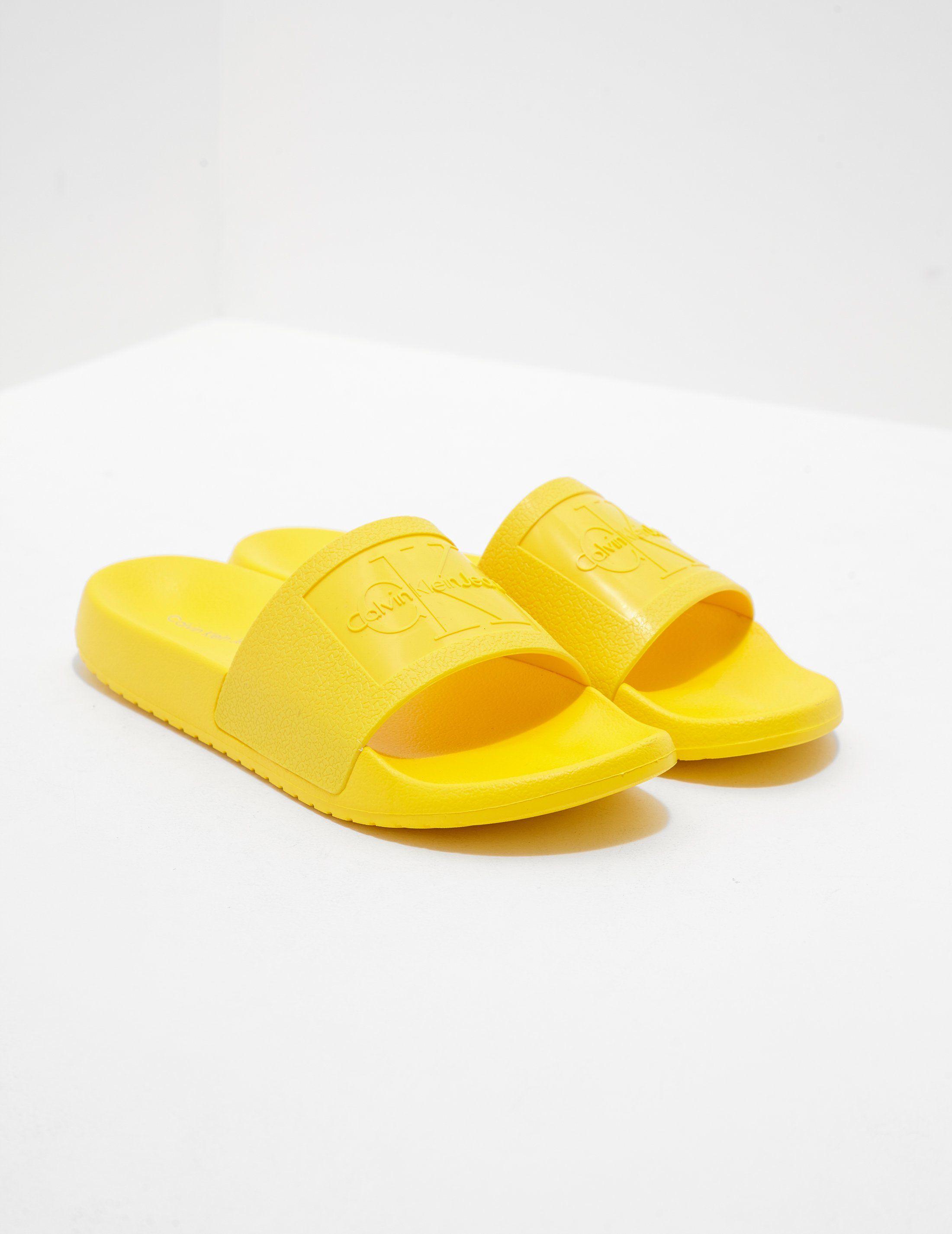 Calvin Klein Swim Christie Slides Women's