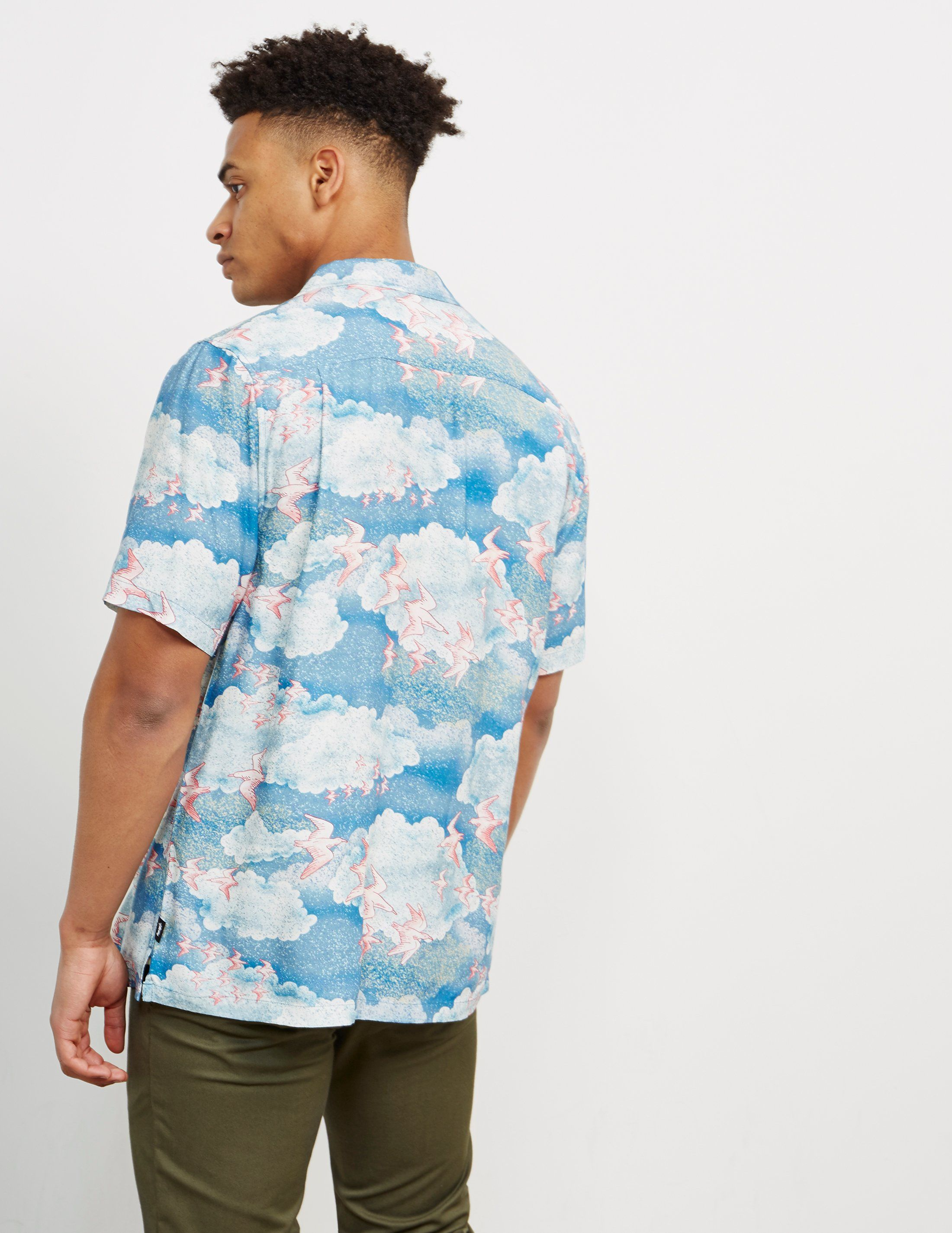 Stussy Cloud Short Sleeve T-Shirt - Online Exclusive