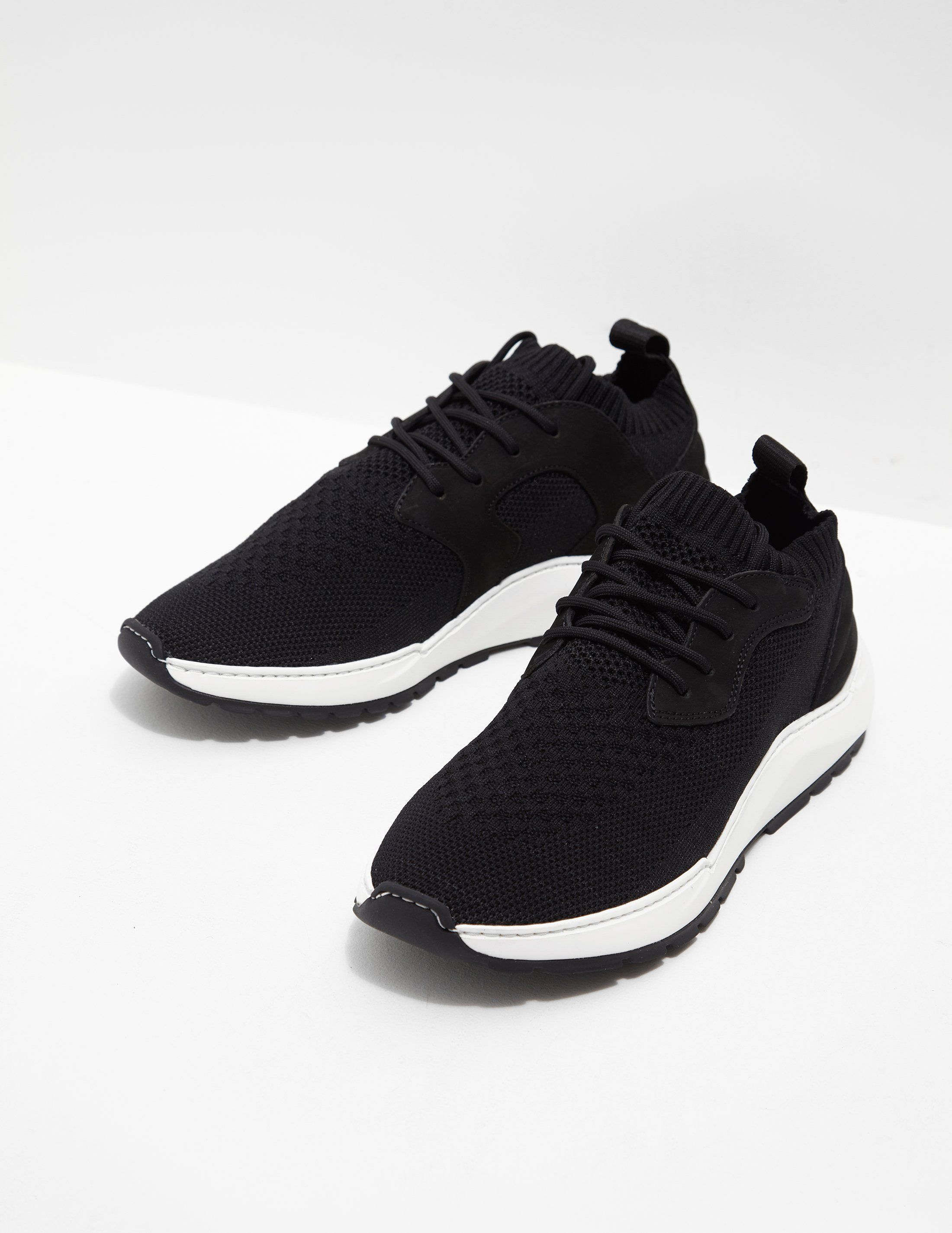 Filling Pieces Arch Knit Trainers