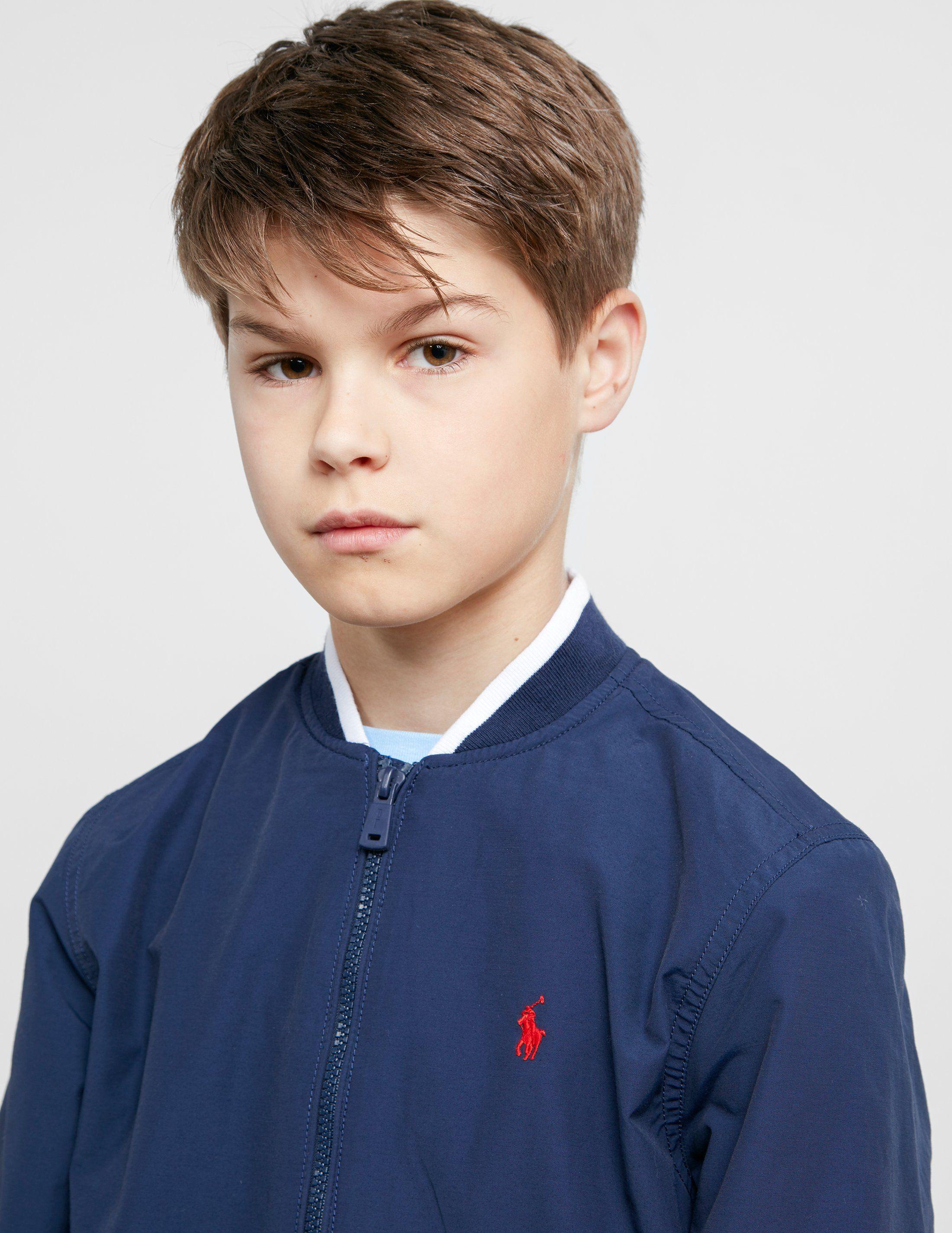 Polo Ralph Lauren Cotton Bomber Jacket