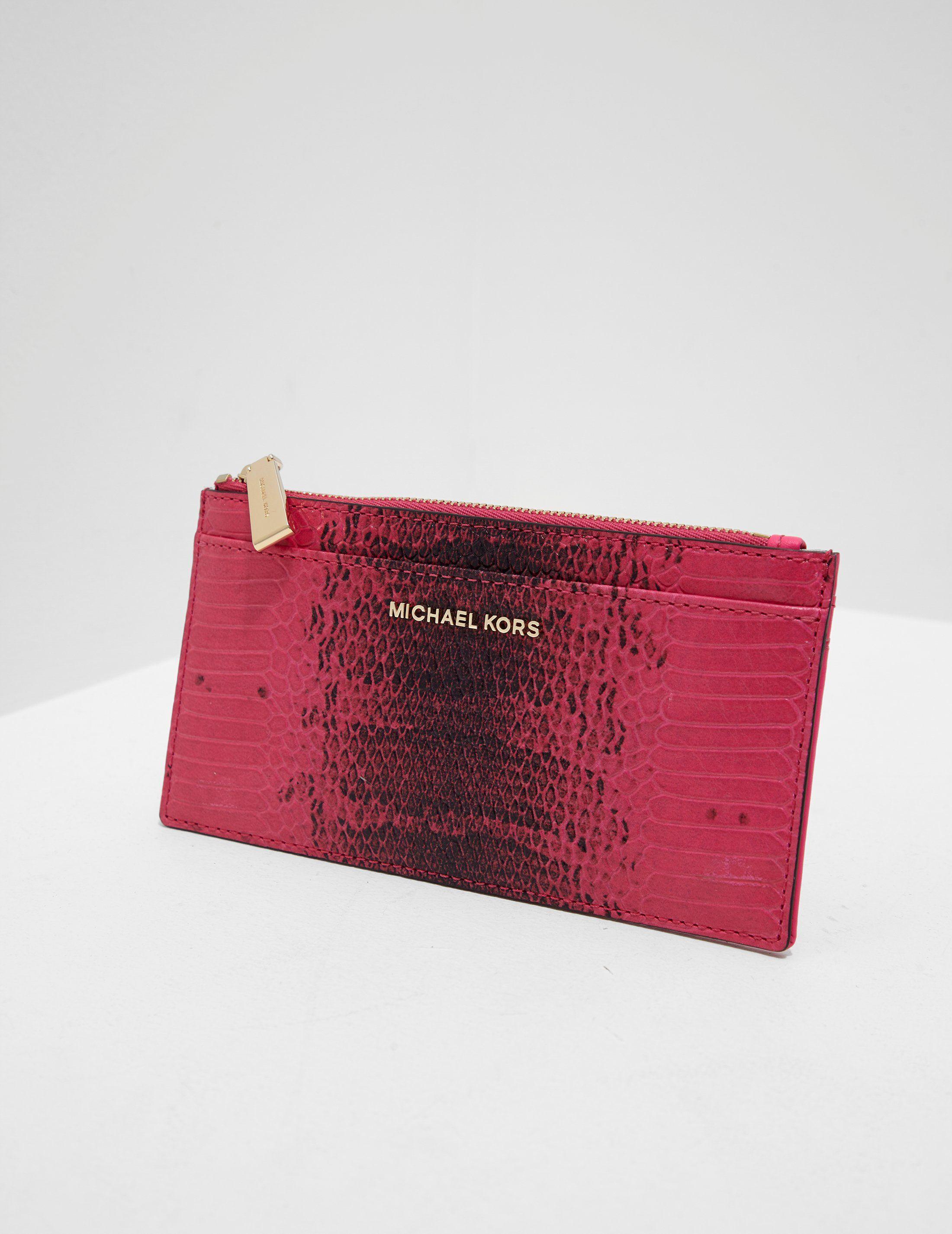Michael Kors Slim Card Case - Online Exclusive