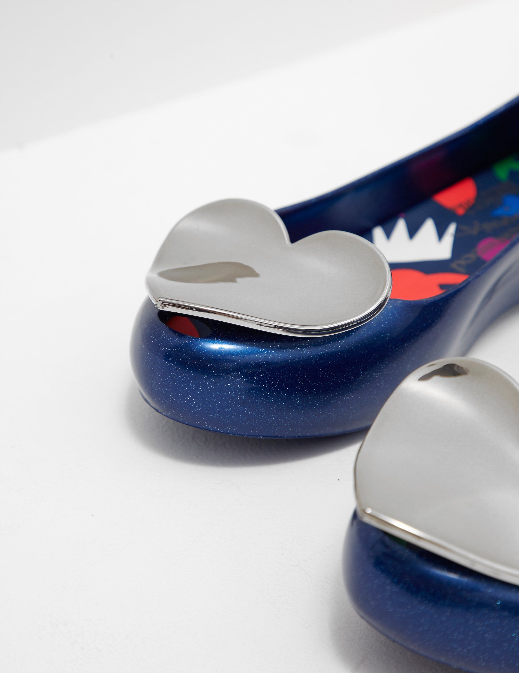 Melissa x Vivienne Westwood Anglomania Ultragirl Heart