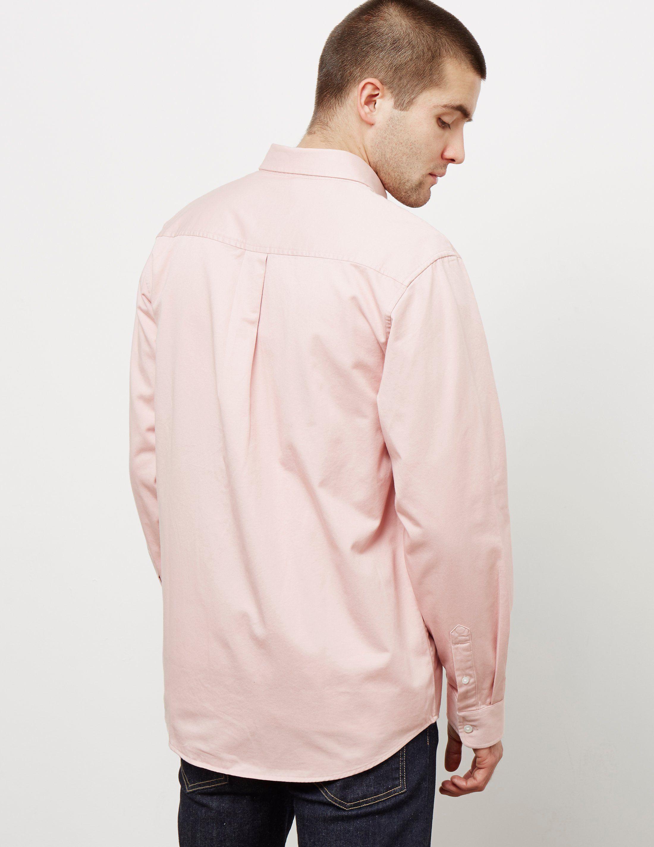 Carhartt WIP Madison Long Sleeve Shirt - Online Exclusive