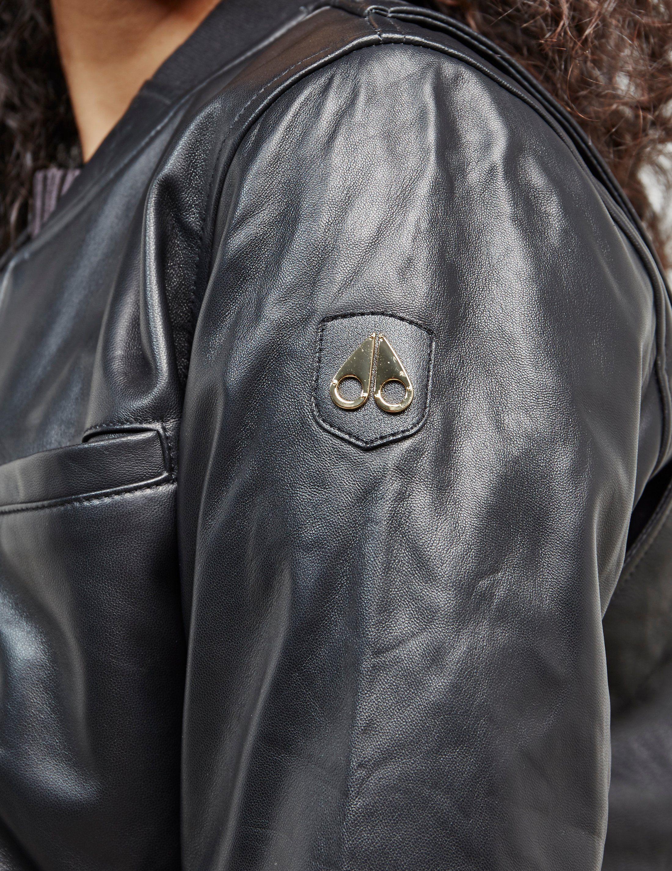 Moose Knuckles Grasslands Bomber Jacket