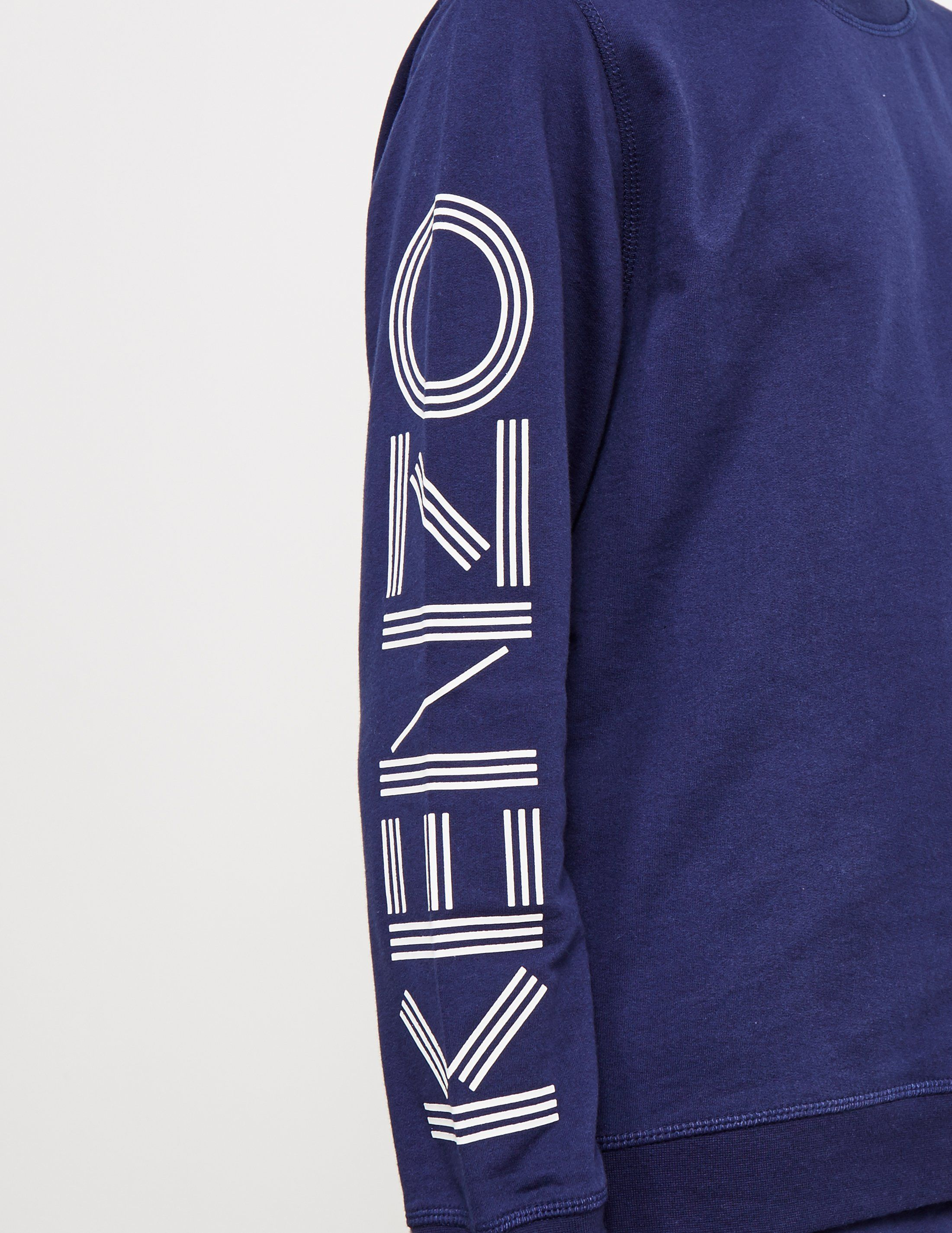 KENZO Letters Long Sleeve T-Shirt