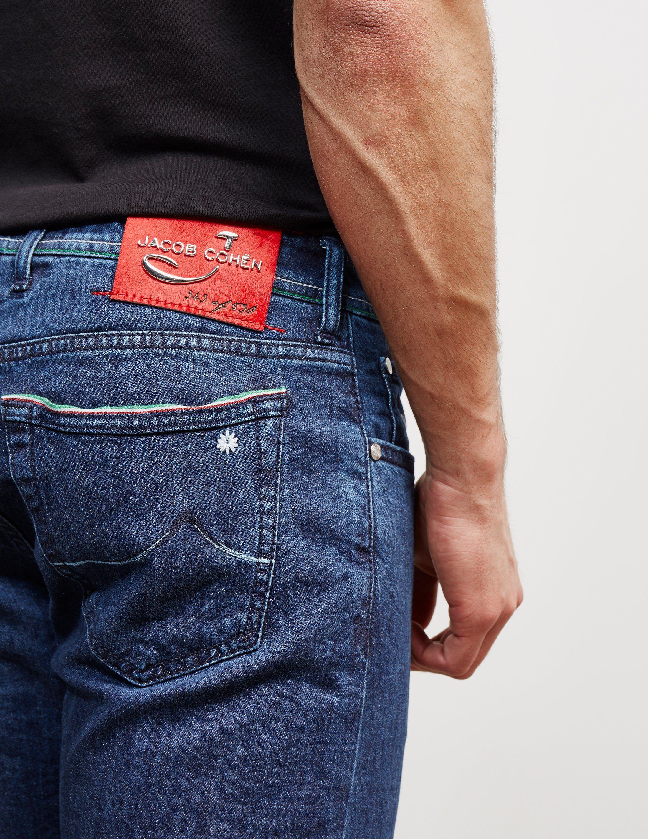 Jacob Cohen COH Regular Fit Jeans