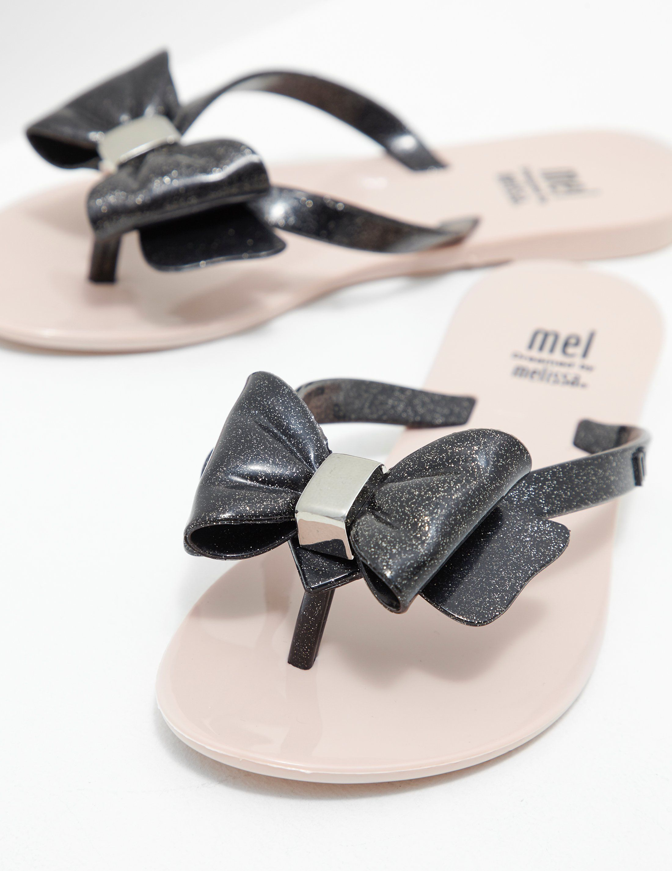 Melissa Sweet Bow Sandals