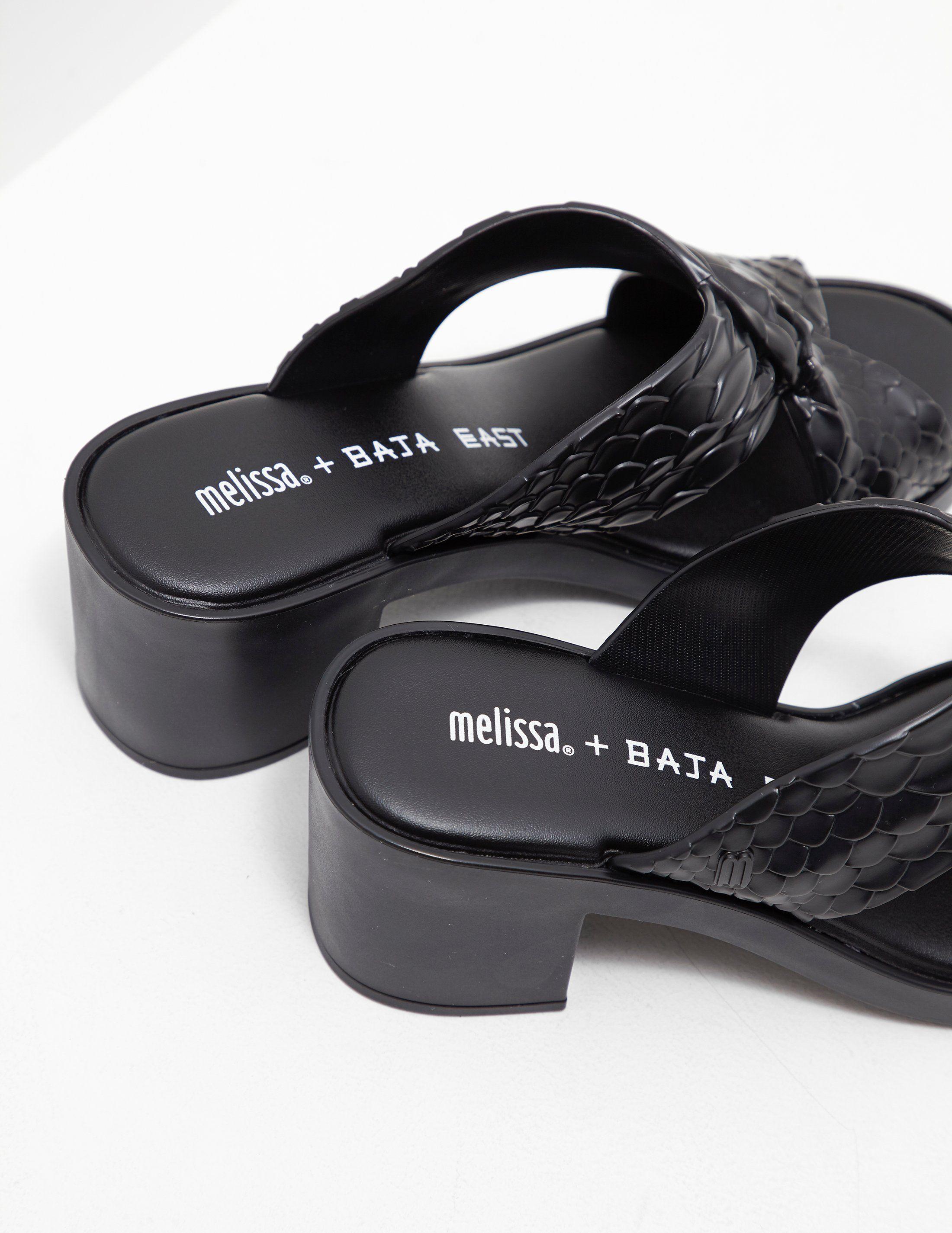 Melissa Baja Python Heels - Online Exclusive