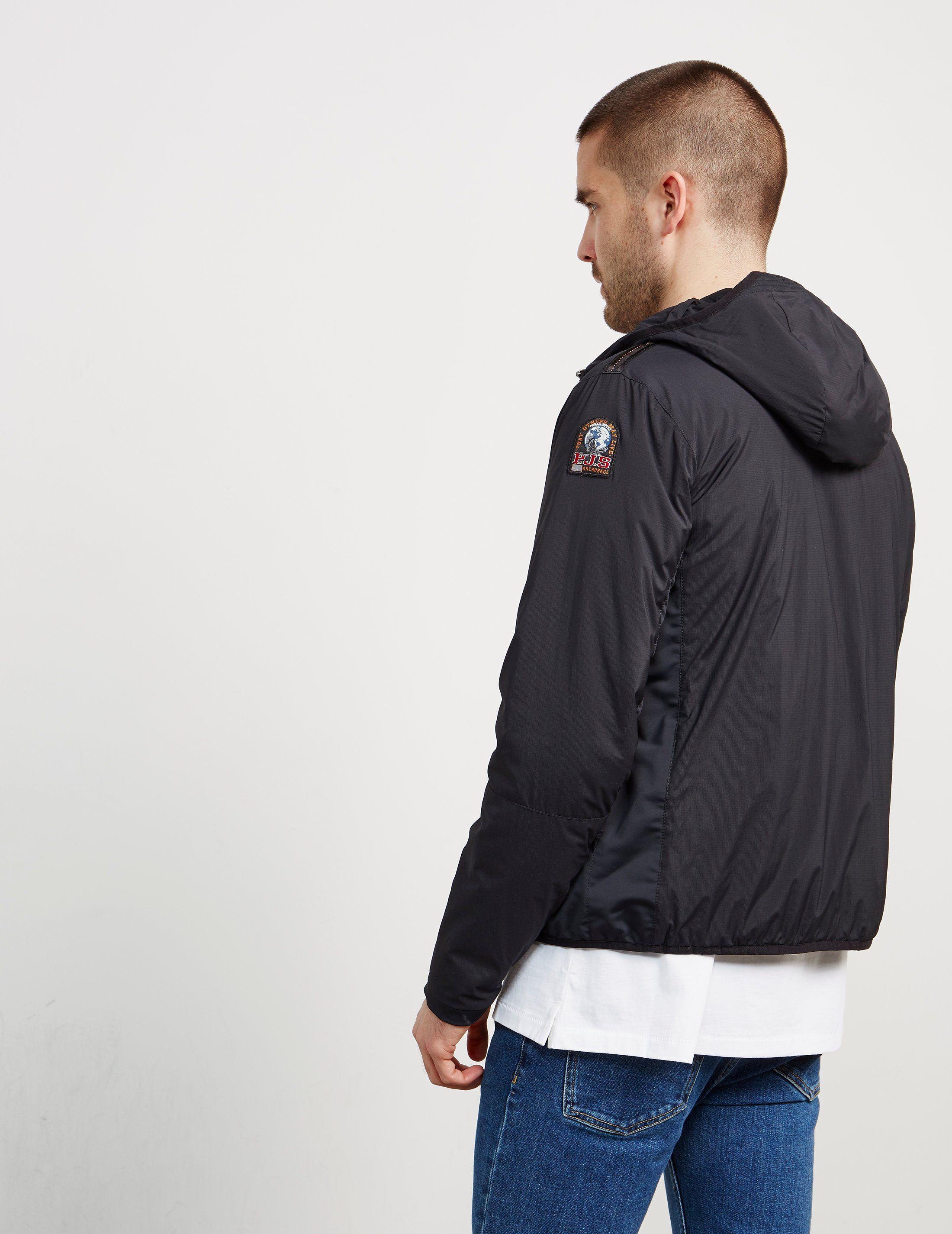 Parajumpers Carbon Hooded Padded Jacket