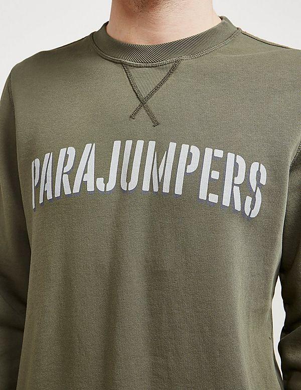 parajumpers caleb sweatshirt