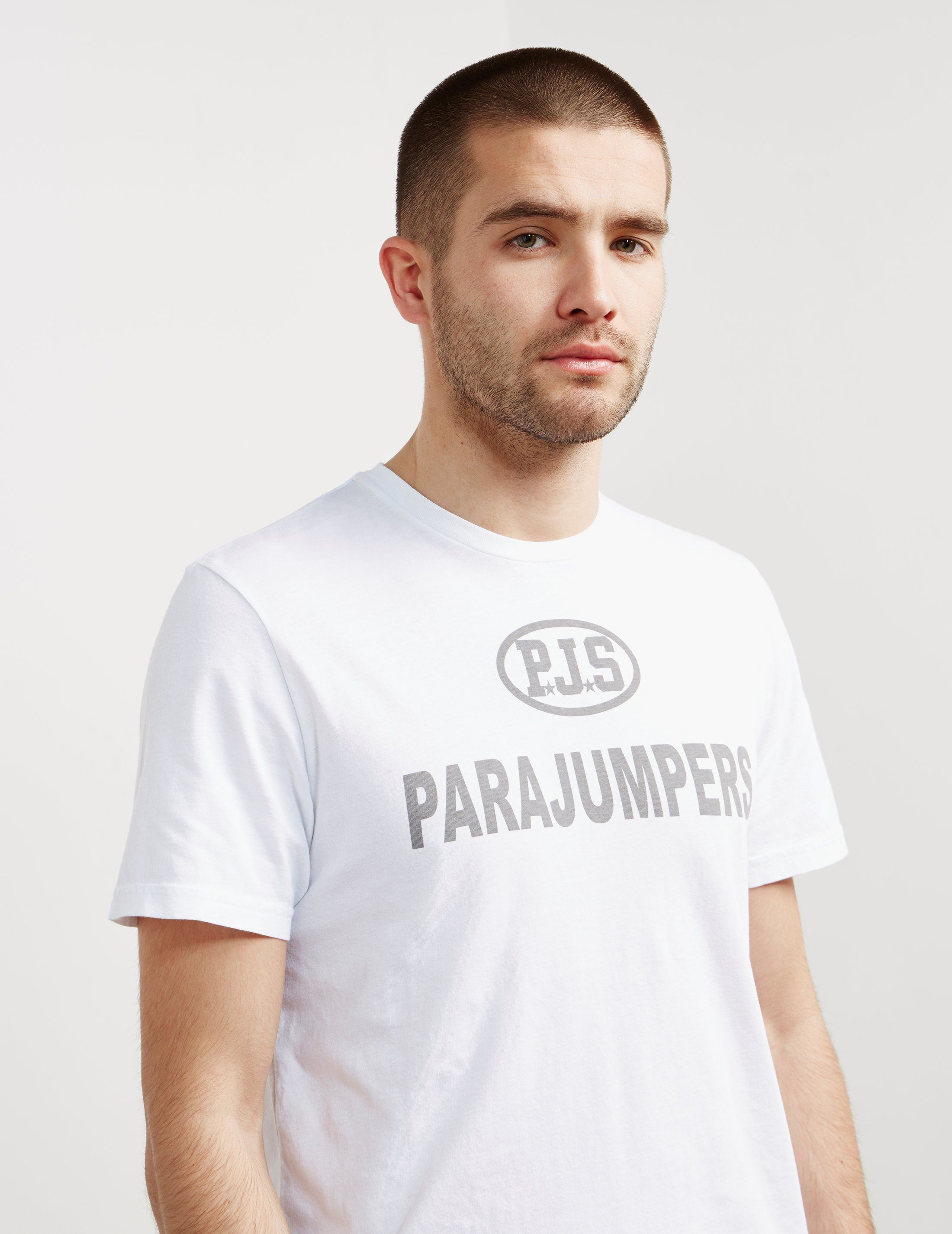 Parajumpers Ace Short Sleeve T-Shirt
