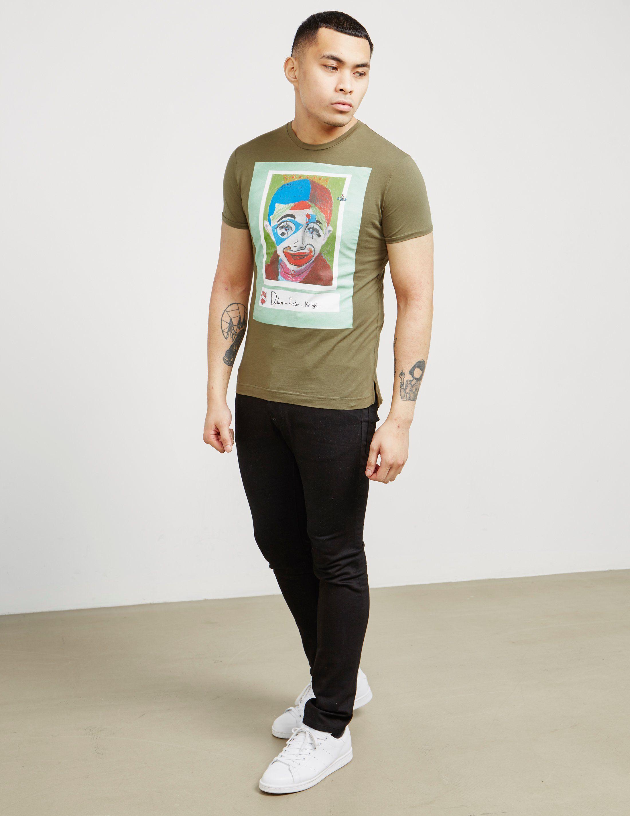 Vivienne Westwood Dylan Short Sleeve T-Shirt