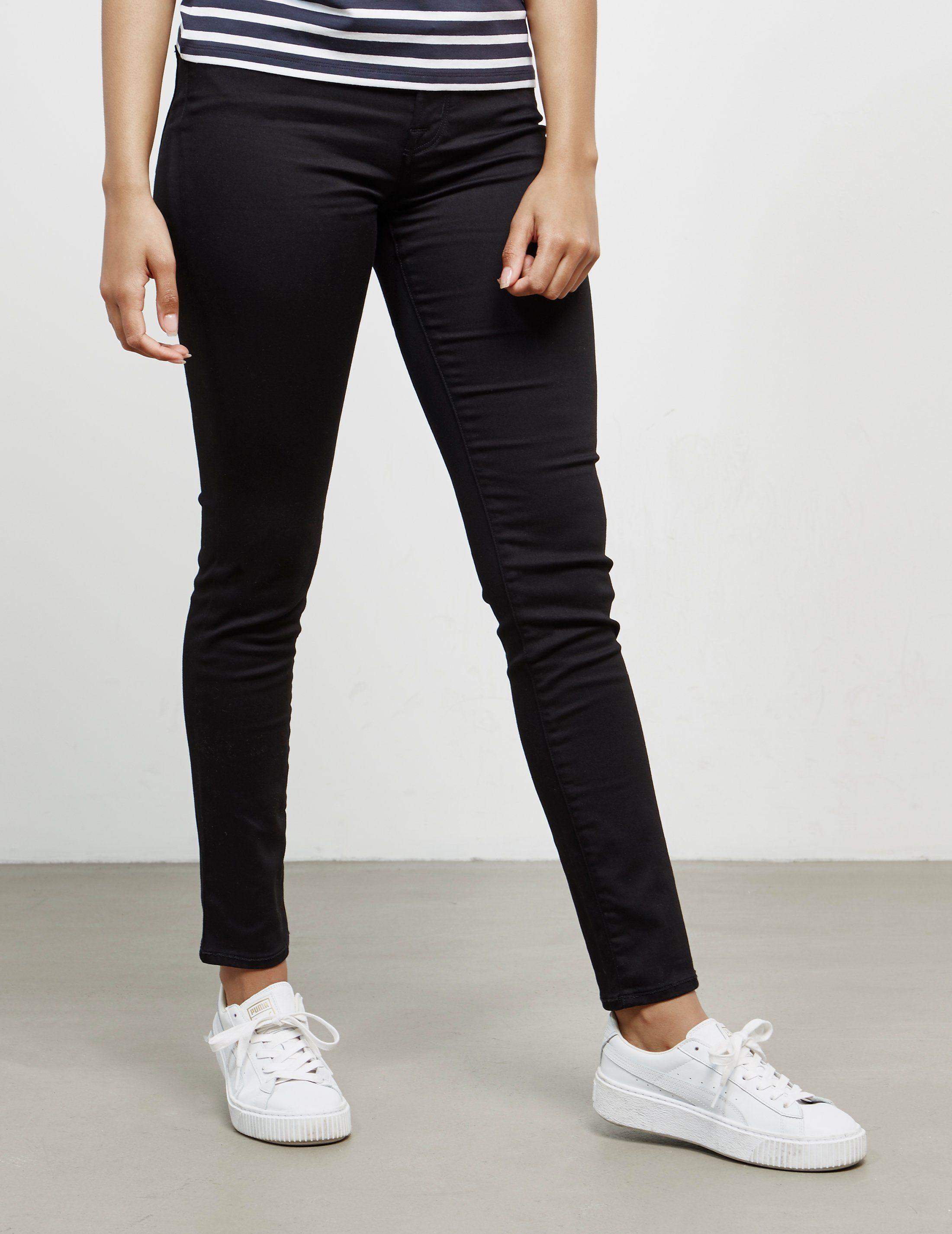 Jacob Cohen High Waisted Skinny Jeans
