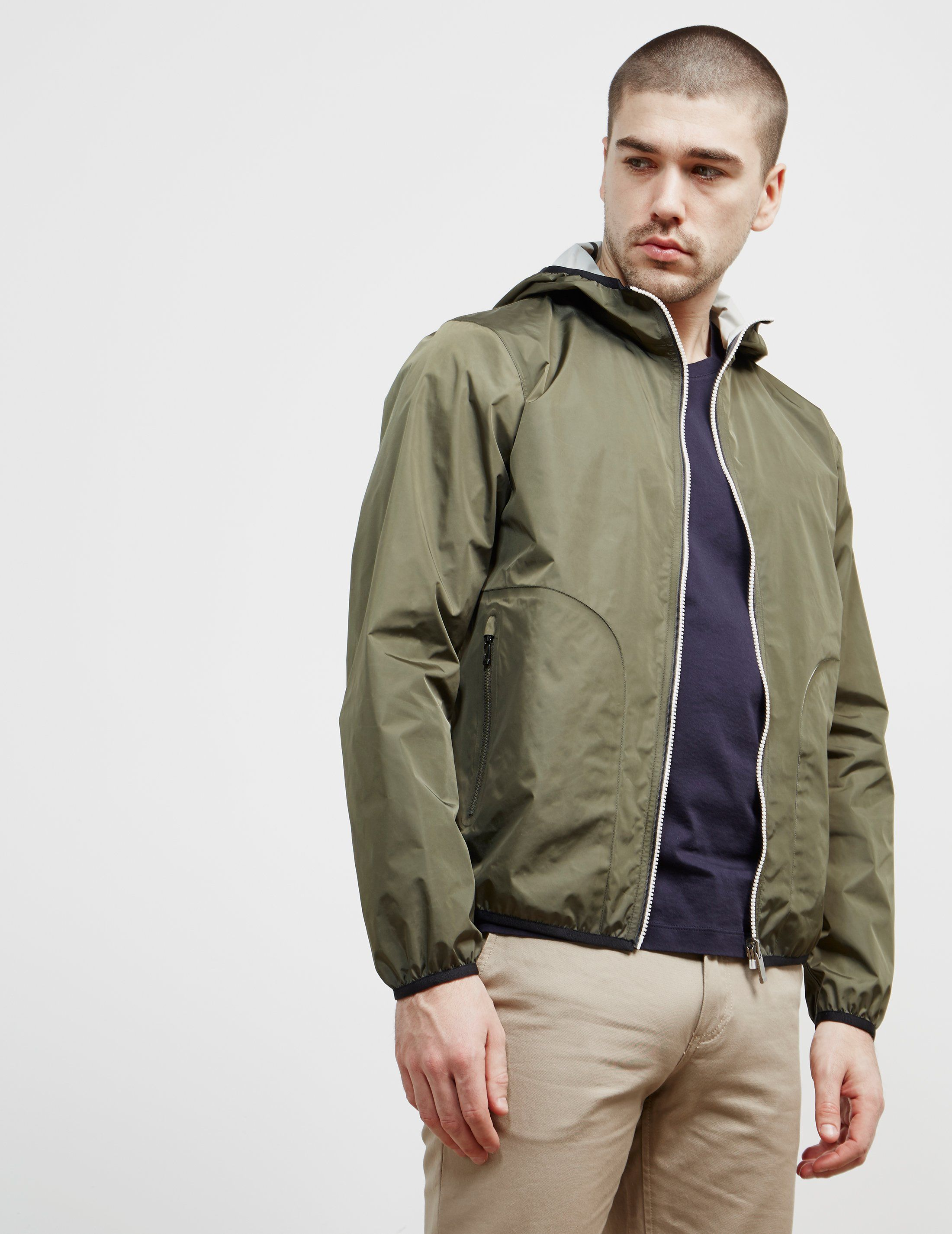Z Zegna Block Lightweight Jacket - Online Exclusive